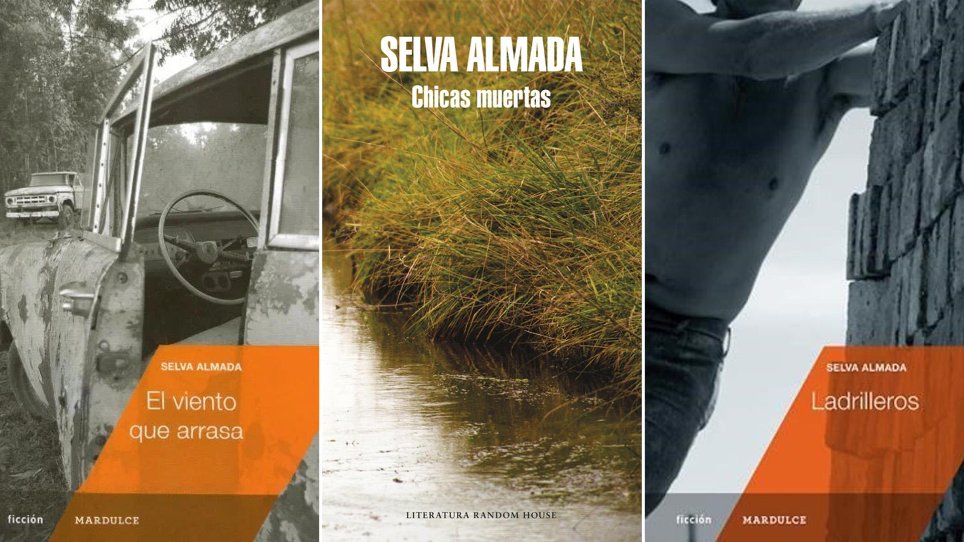 """Selva Almada: """"Como escritora siempre me dio mucha curiosidad el universo  de los varones"""" - Infobae"""