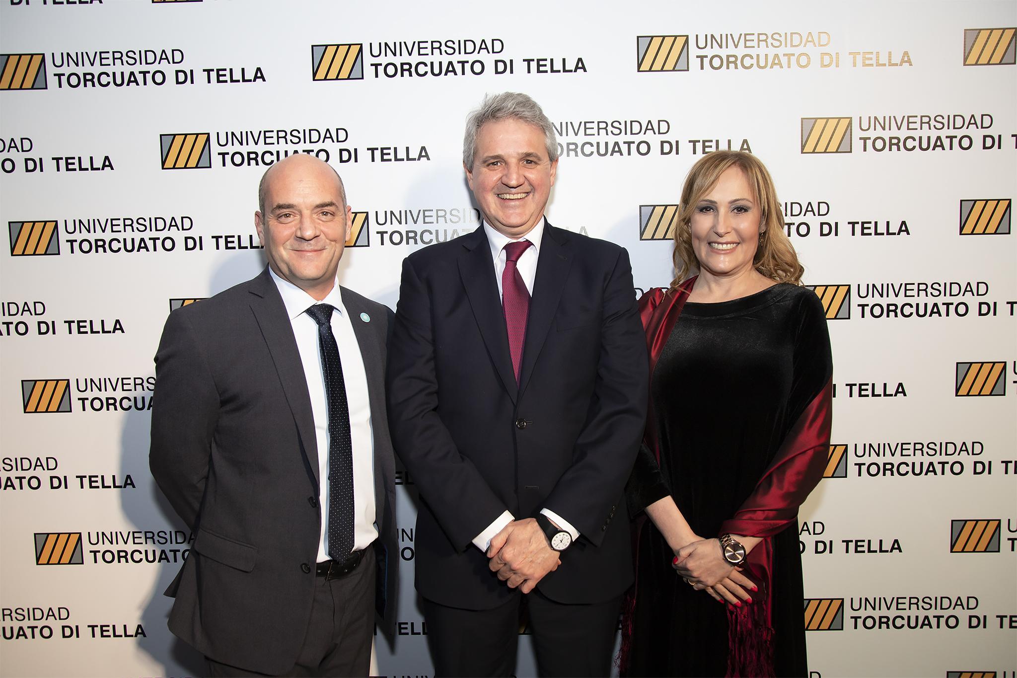 Juan Pablo Lichtmajer, Juan José Cruces y Silvina Gvirtz