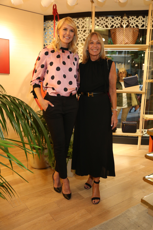Valeria Mazza y Amelia Saban
