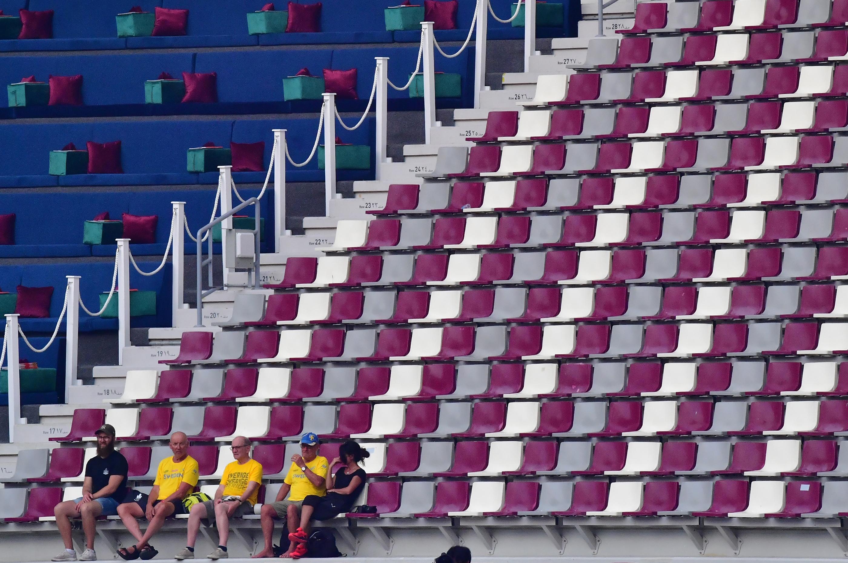 Esta situación enciende la alarma para el Mundial de Fútbol 2022, que también se celebrará en Qatar