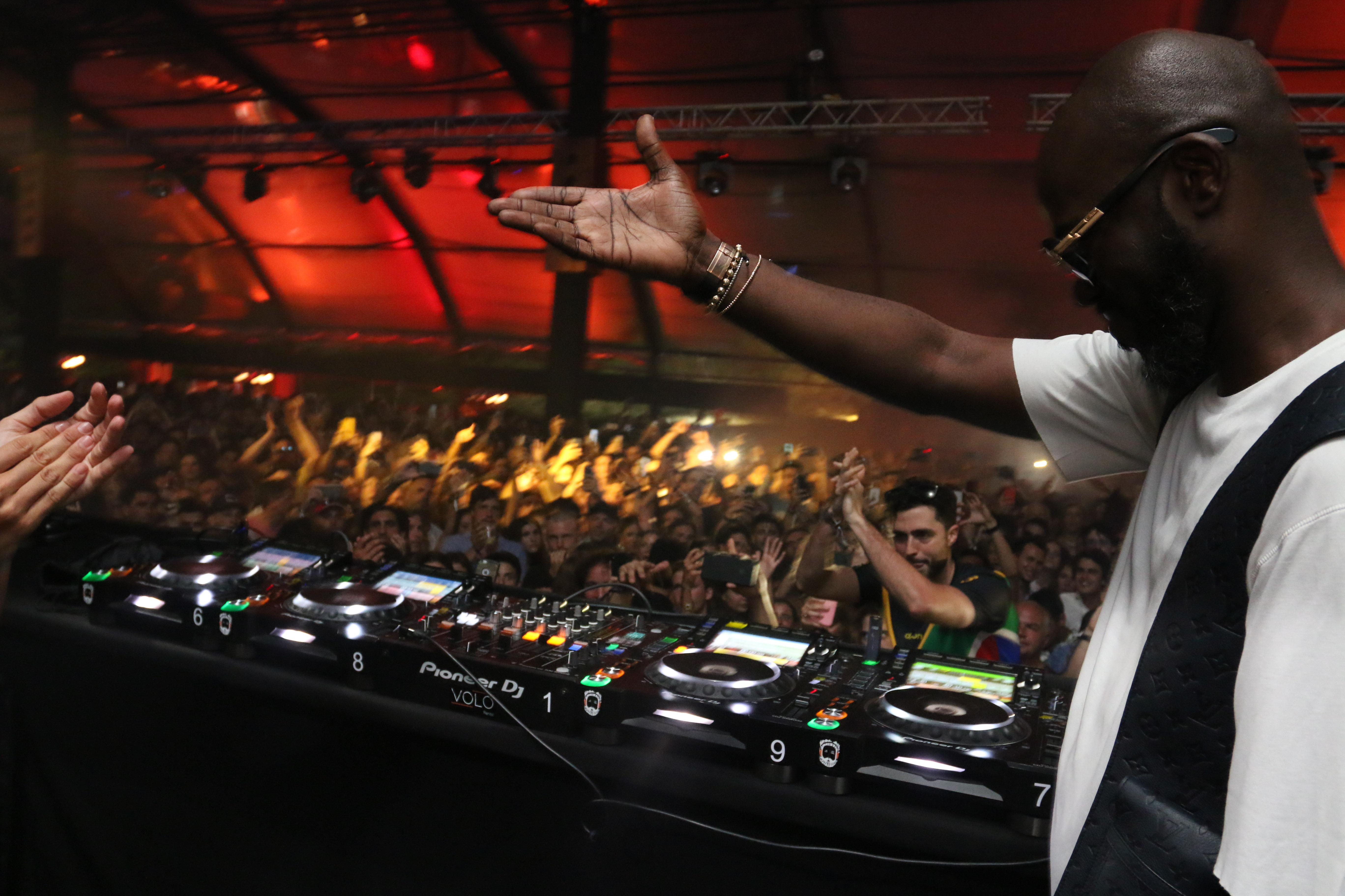 El DJ Black Coffee