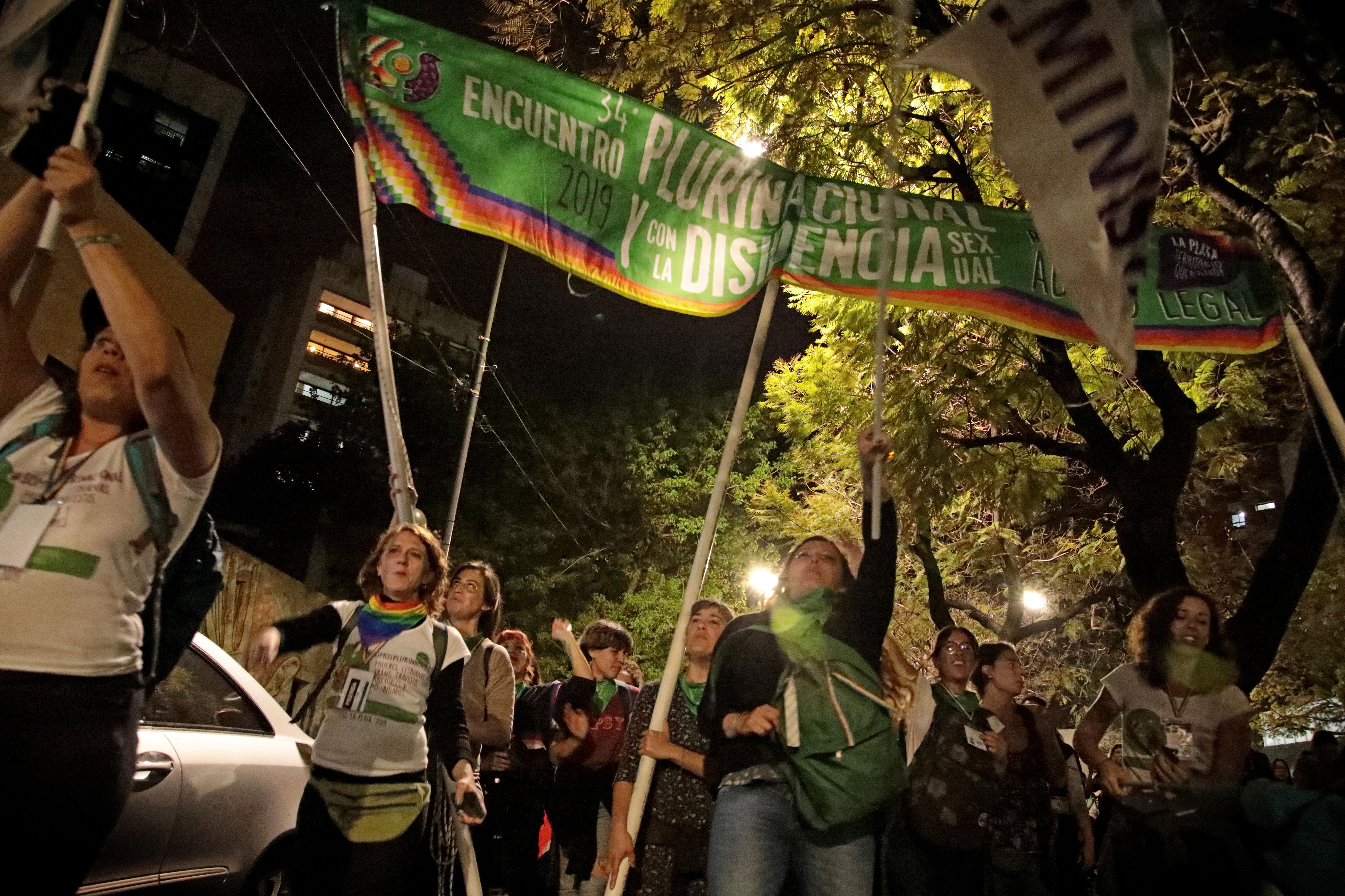 """Se propuso el cambio de nombre del encuentro a """"Plurinacional"""" para incluir a las mujeres de los pueblos originarios que habitan Argentina"""