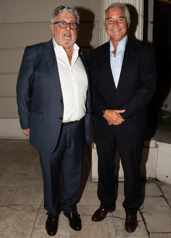 Carlos Gorosito y Pablo Deluca