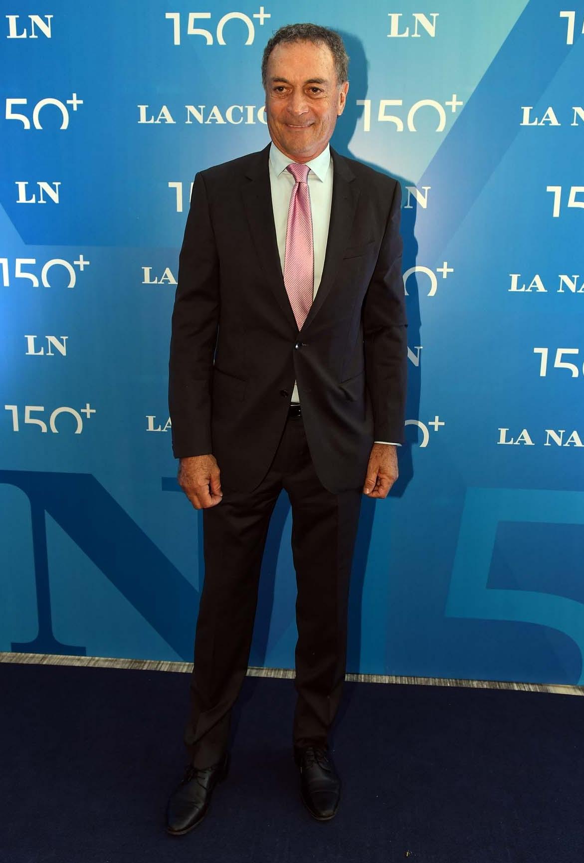 El ex tenista José Luis Clerc