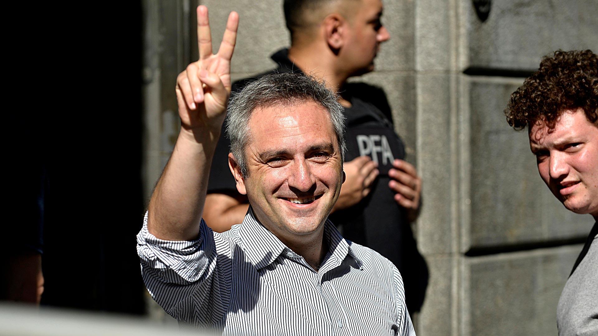 El diputado nacional Andrés