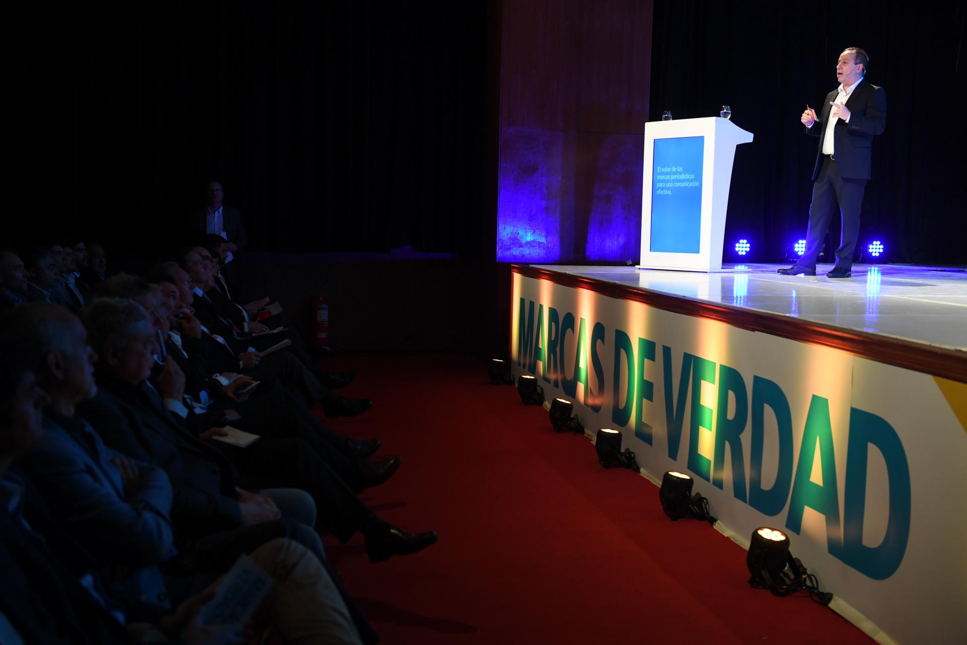 El evento buscó destacar el valor de las marcas periodísticas para una comunicación efectiva