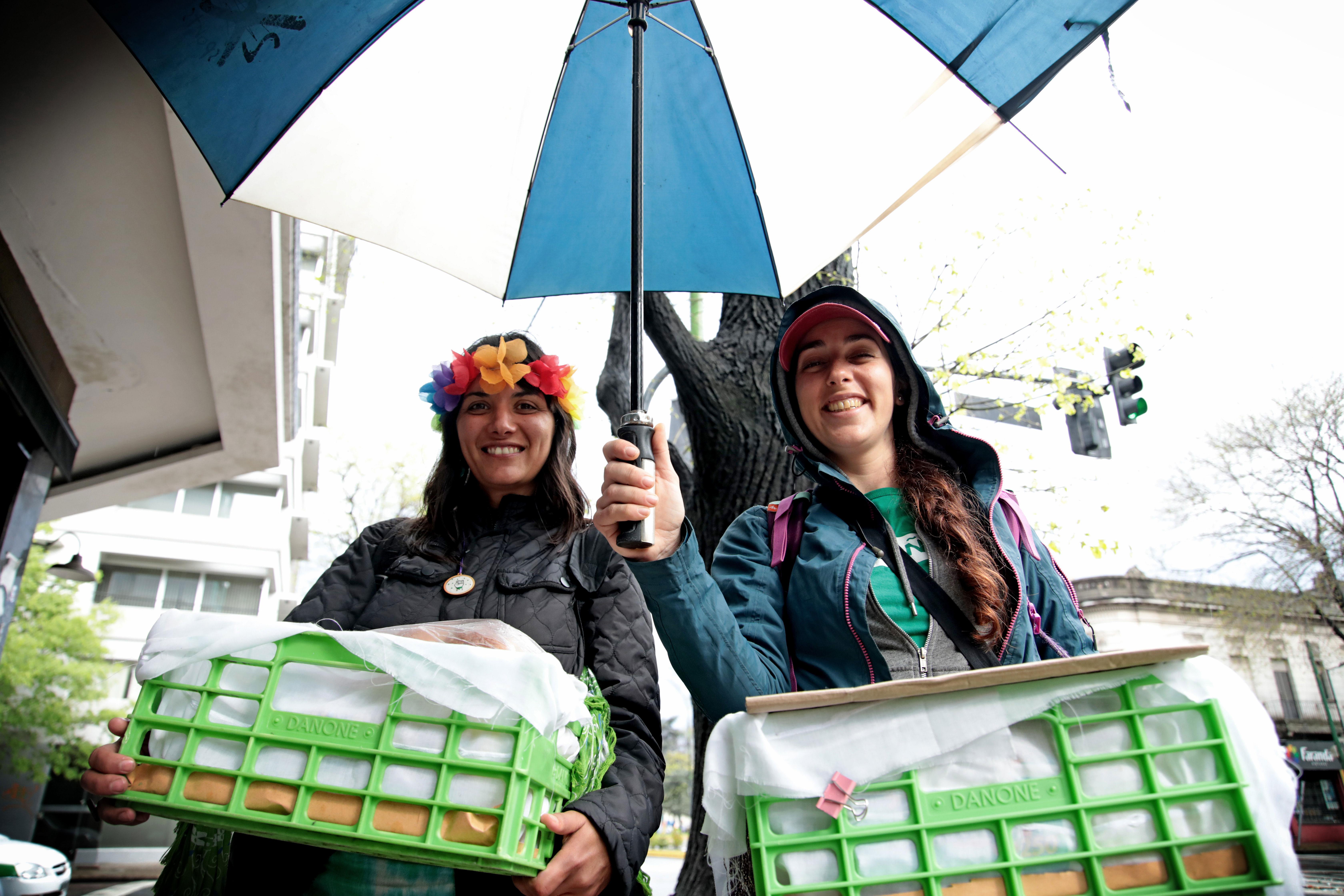 """El domingo se llevará a cabo la Asamblea de Femincistas de Abya Yala (""""América"""") en Plaza San Martín, con foco en la construcción de feminismos plurinacionales, de mujeres y disidencias sexuales"""