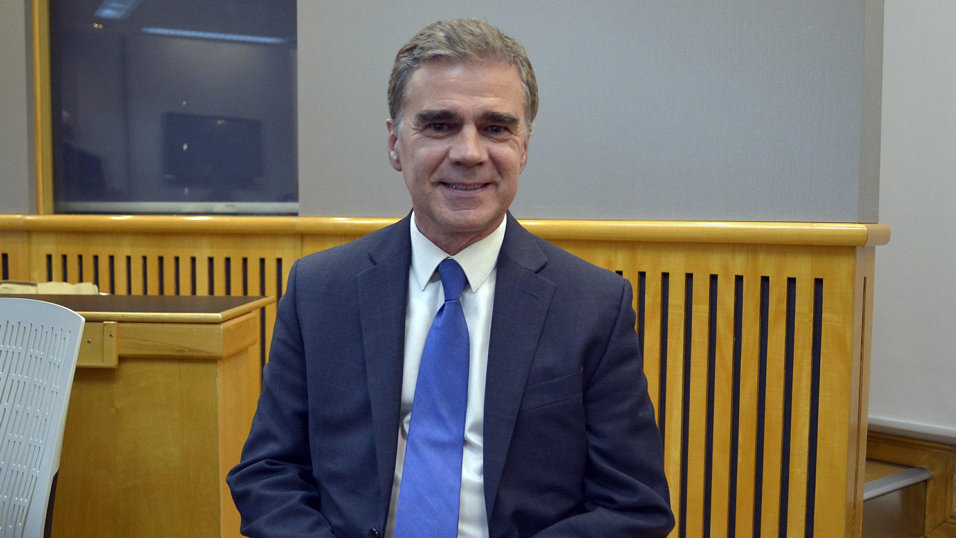 El consultor en economía y negocios internacionales Marcelo Elizondo