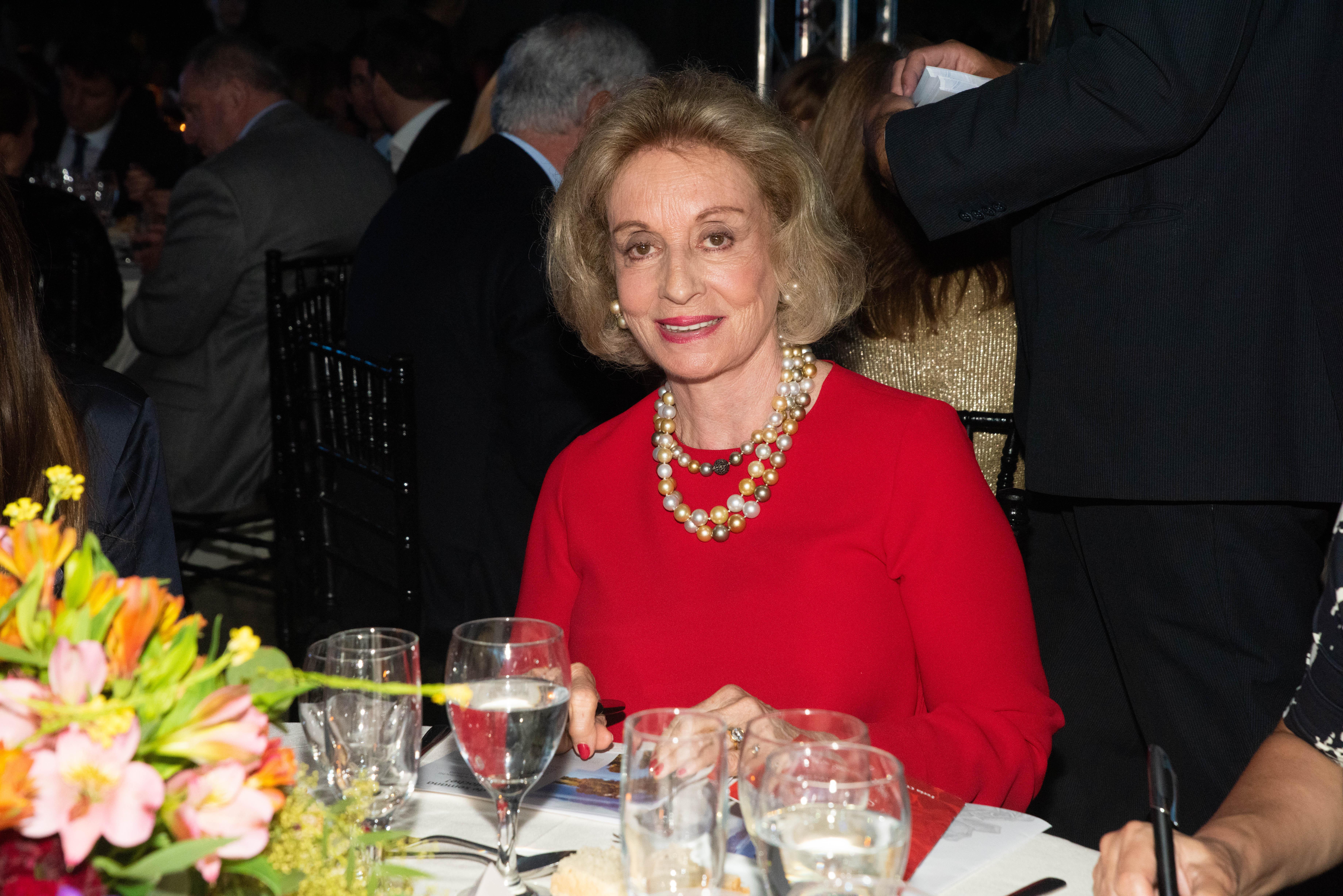 Miriam Bagó, presidente de la Fundación del Hospital Fernández