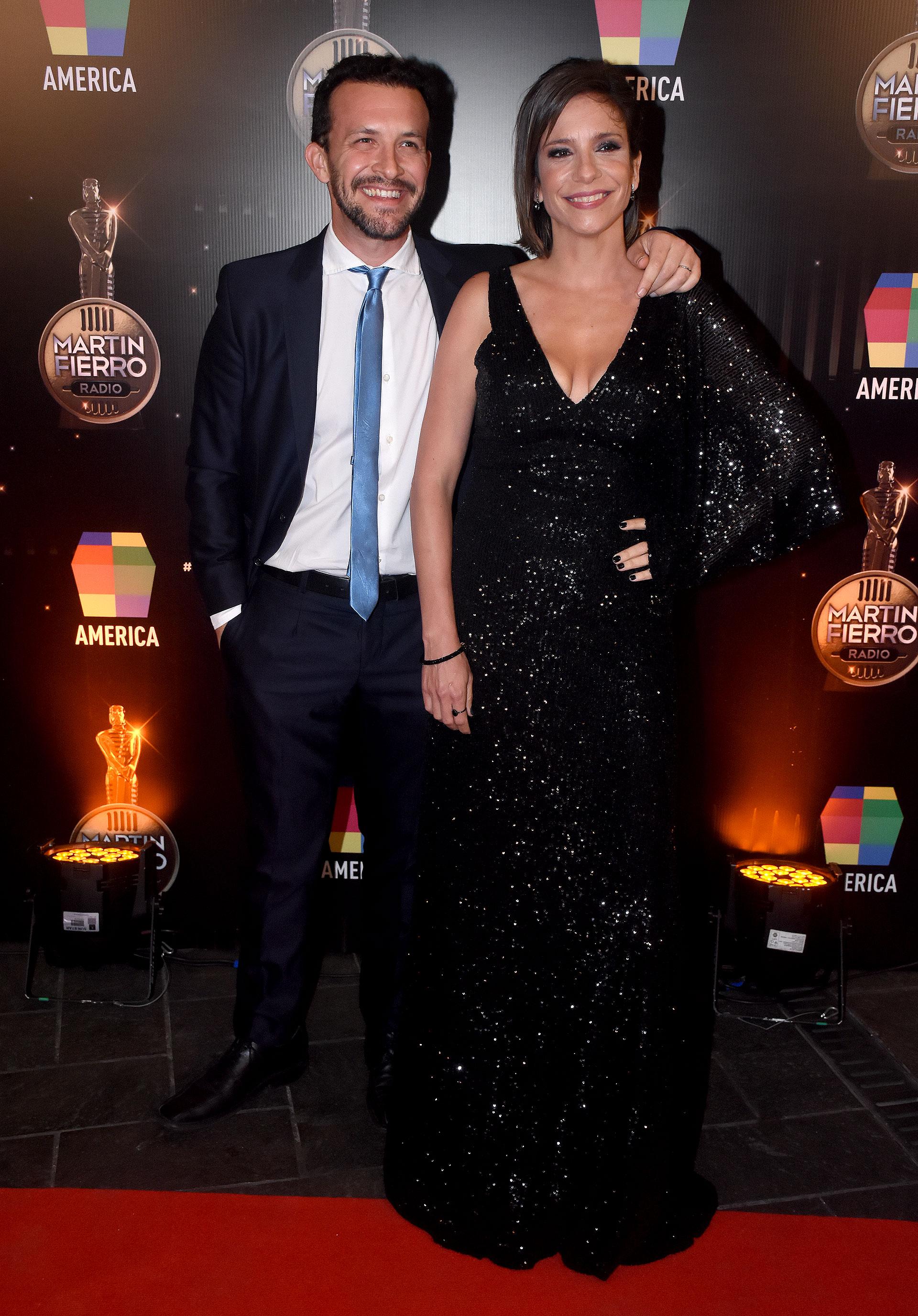 Alejandro Bercovich y Angela Lerena