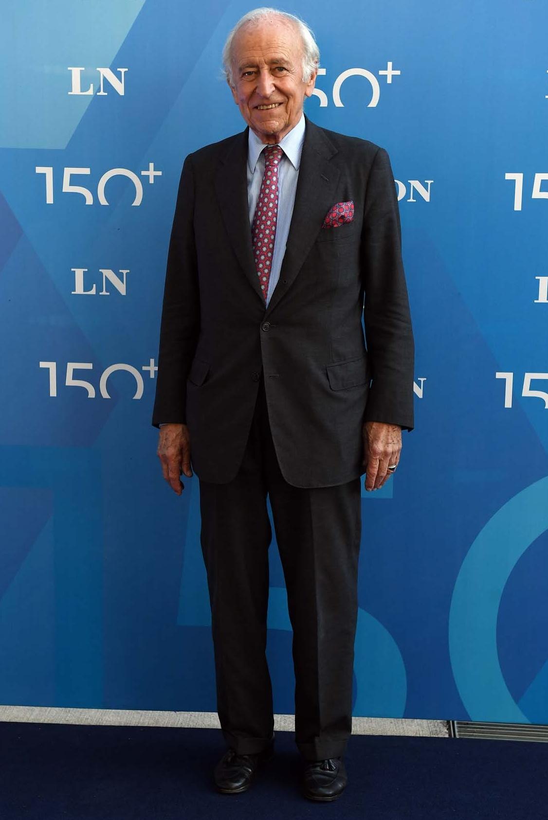 El empresario Santiago Soldati
