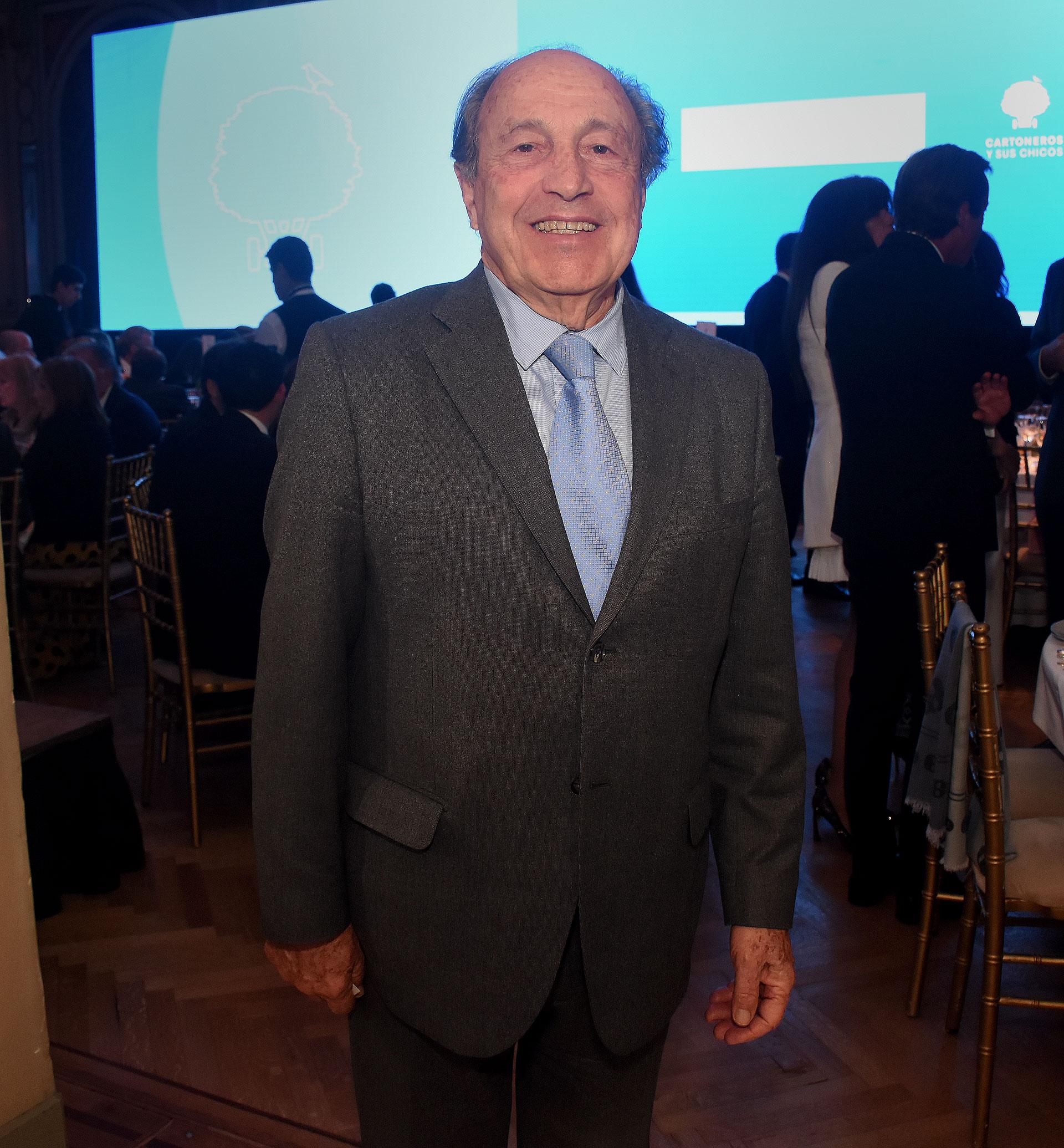 El empresario Carlos Spadone