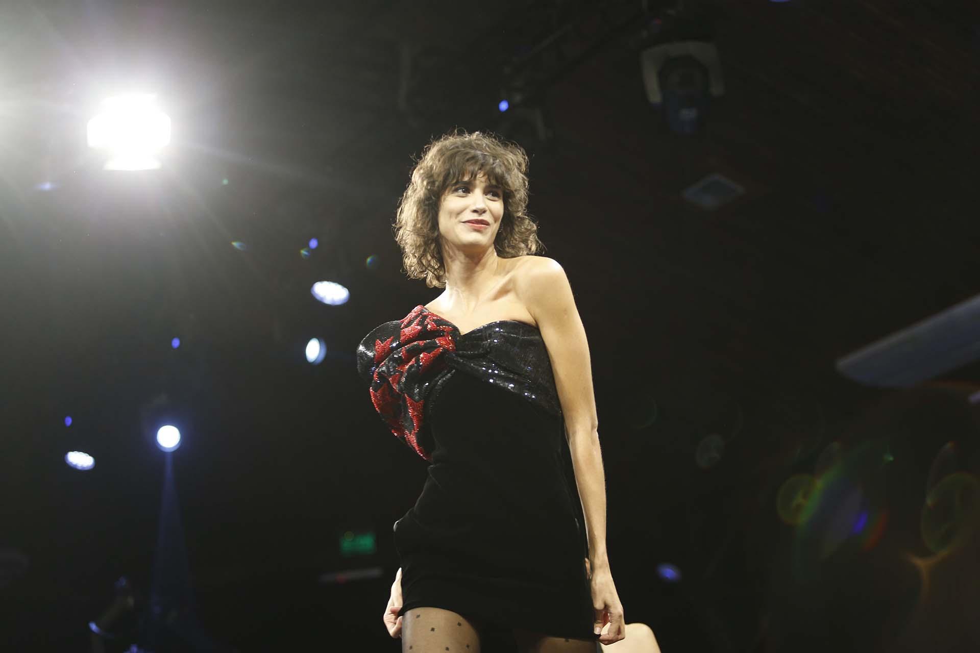Micaela Argañaraz, ganadora como Mejor Modelo