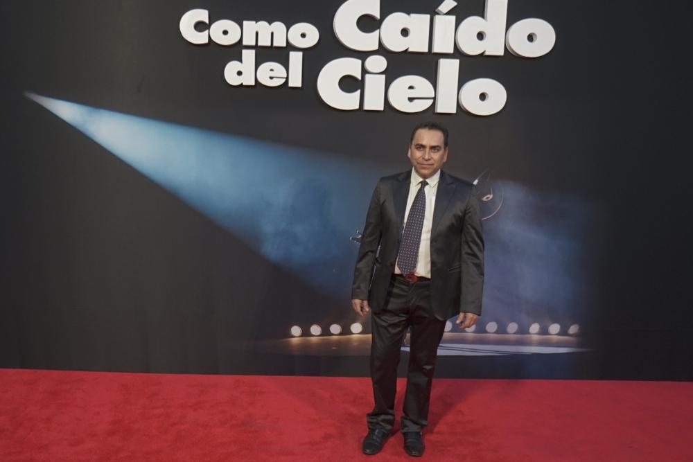 Víctor Franco (Foto: Steve Allen)