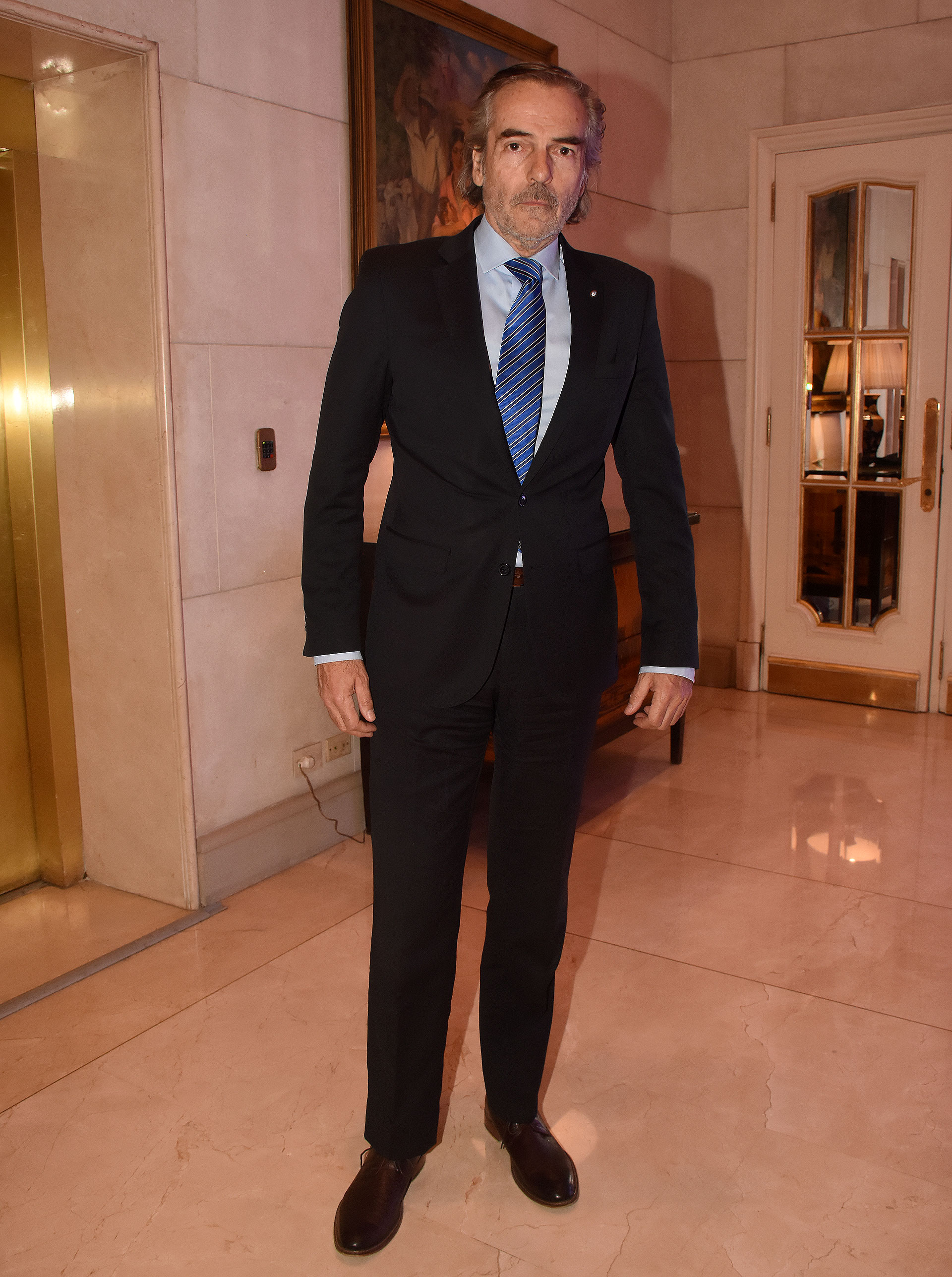 Gustavo Hornos, juez de la Sala IV de la Cámara Federal de Casación Penal