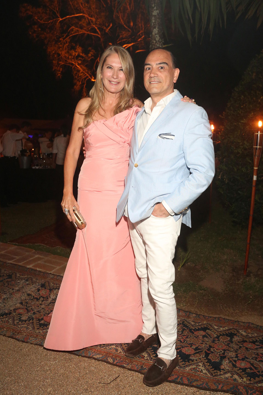 Ana Rusconi y Carlos Ruiz Lapuente