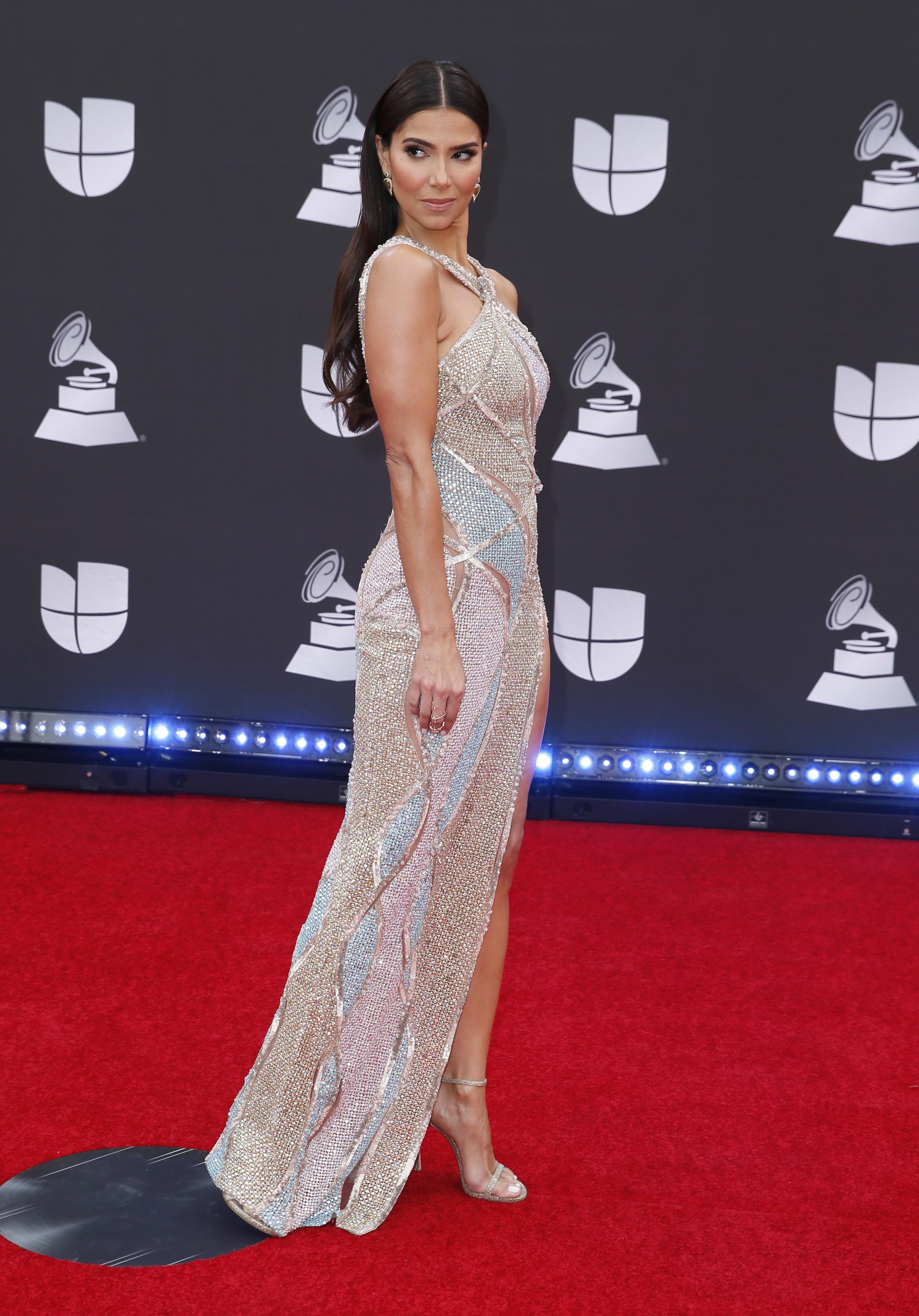 La modelo y actriz puertorriqueña Roselyn Sanchez
