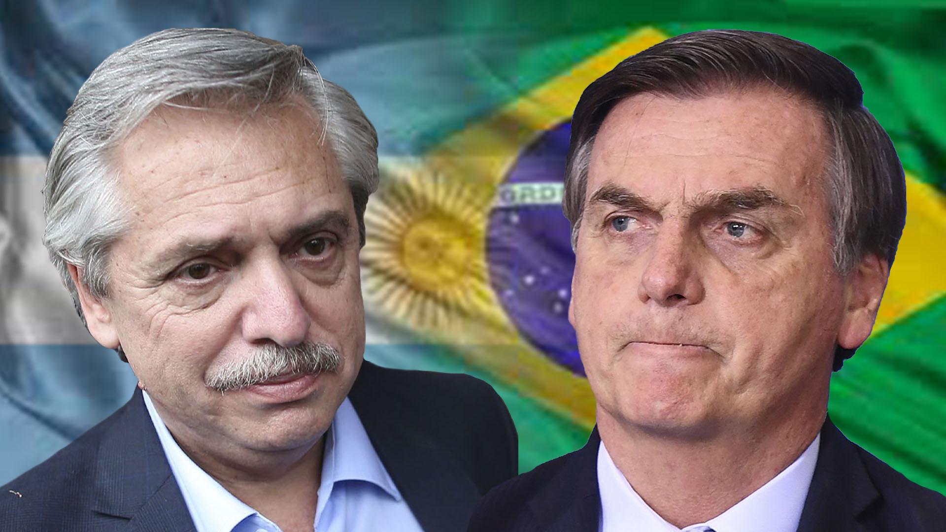 """Leve giro de Bolsonaro en su postura hacia Fernández: """"Argentina ..."""