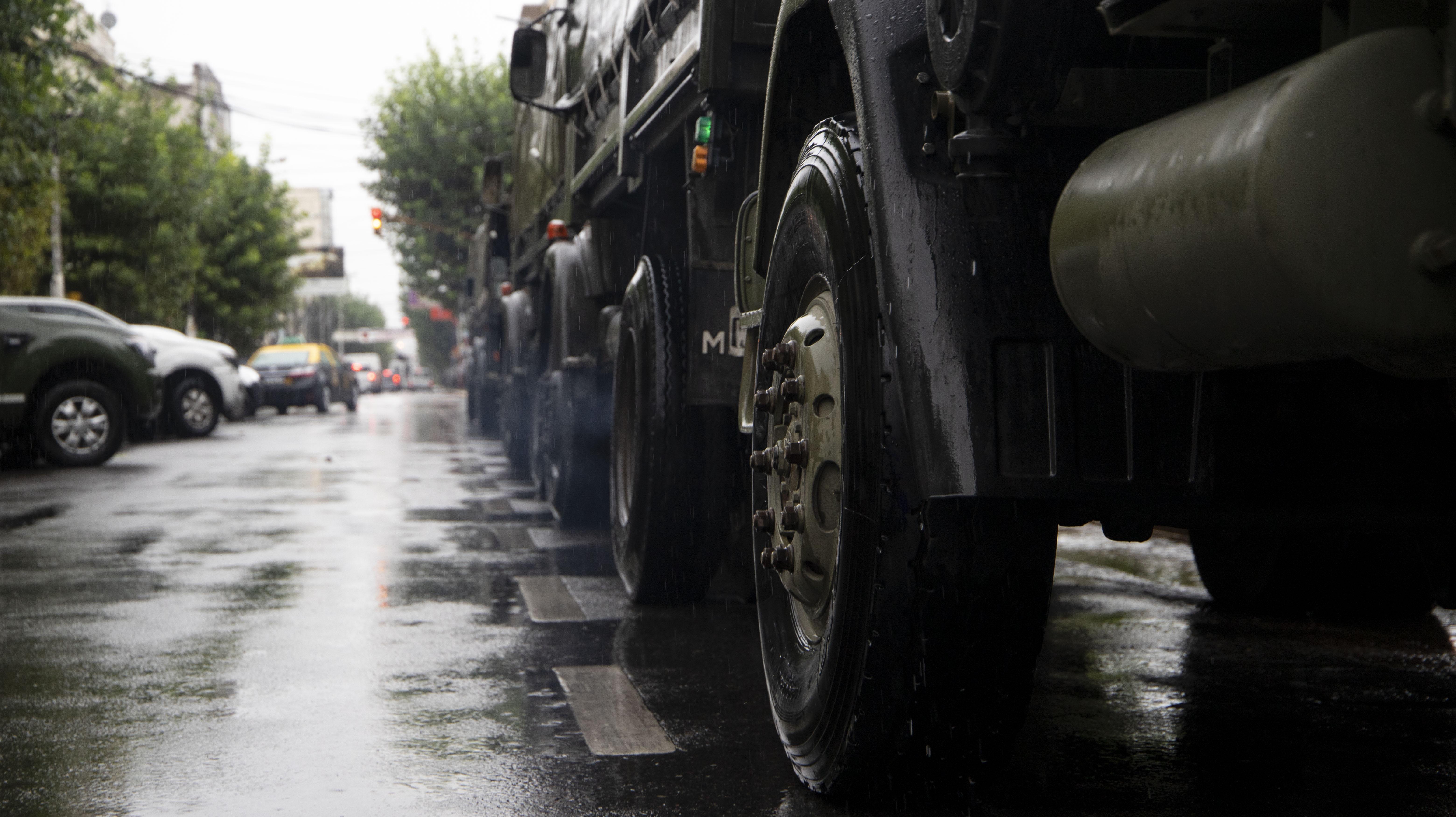 El operativo es para brindar asistencia en los barrios más vulnerables de La Matanza