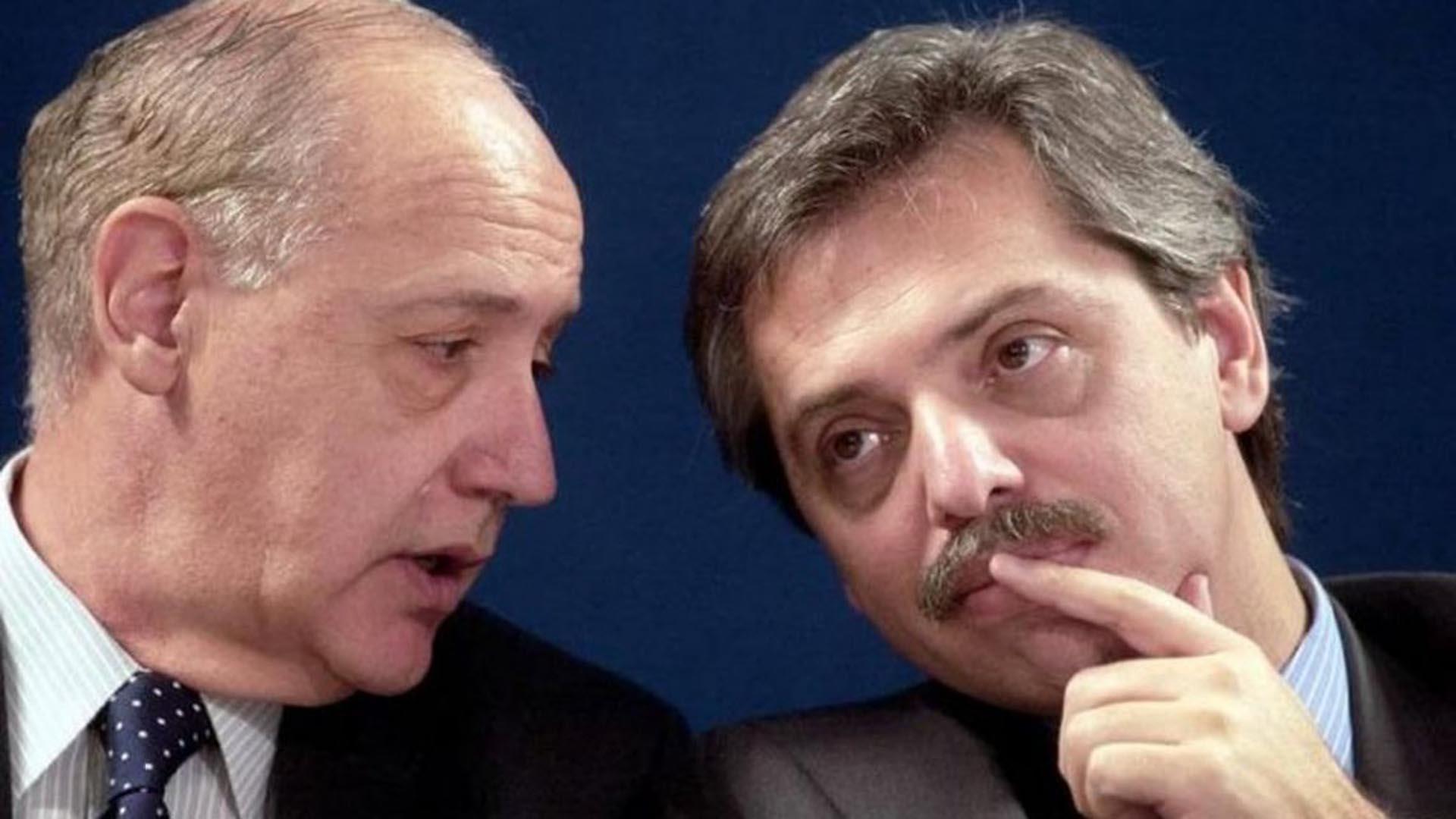 Alberto Fernández y Roberto Lavagna cerraron un acuerdo político ...