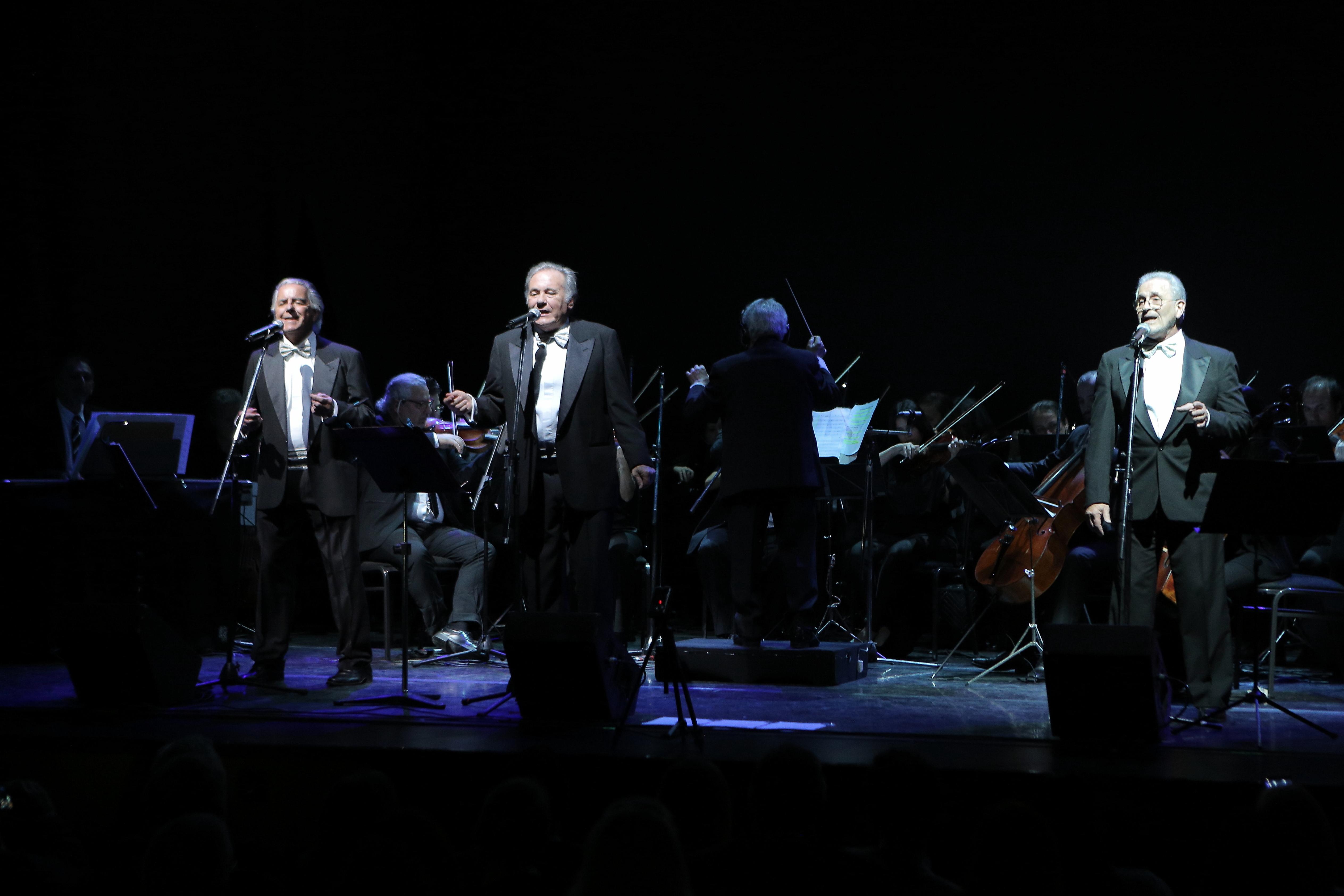 La emblemática banda beat se presentó en un show único, para festejar sus 50 años de trayectoria y colaborar con ALPI