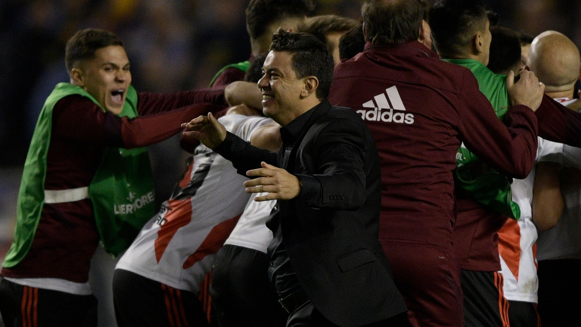 El único estadio en el que a Gallardo le faltaba eliminar a Boca era La Bombonera