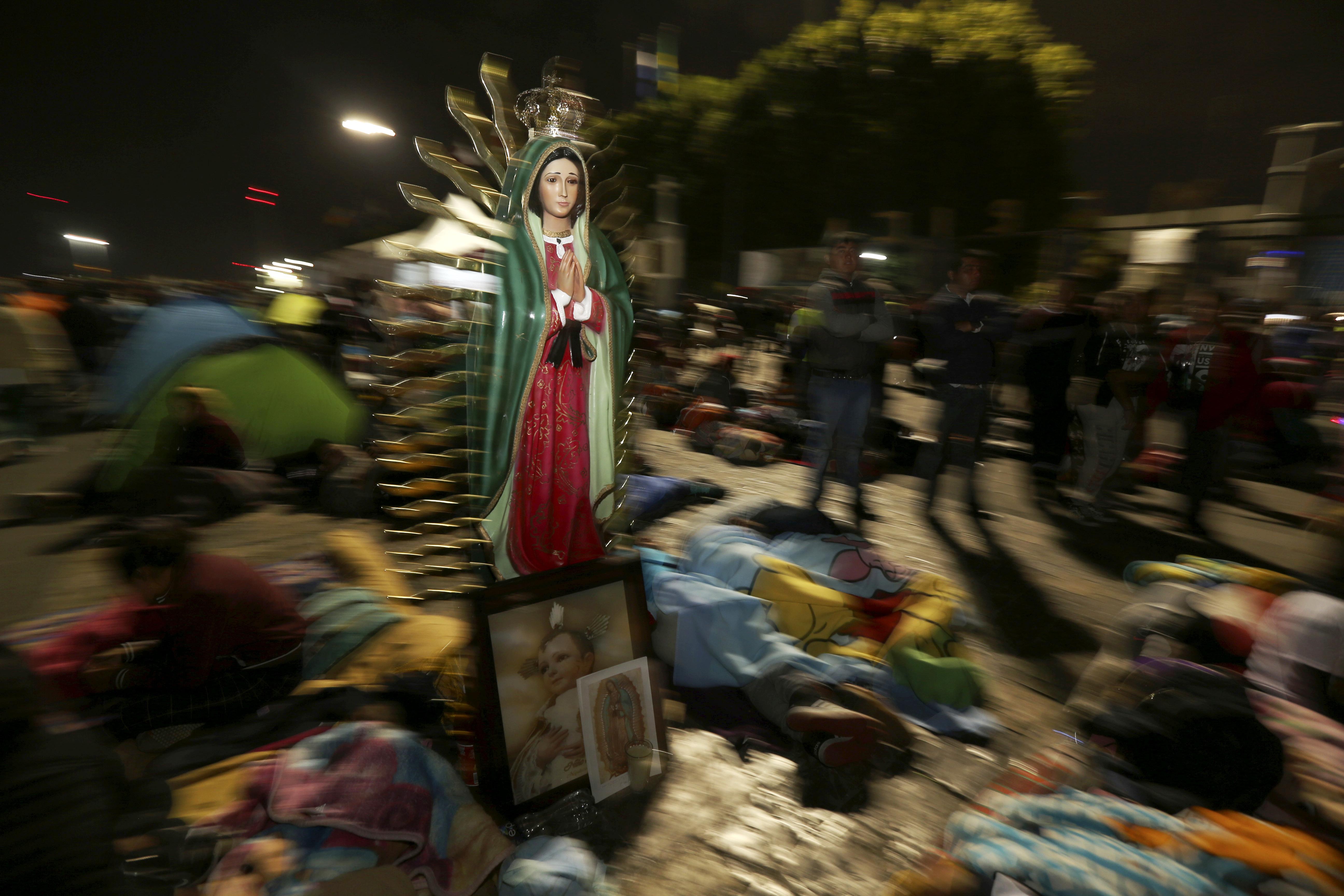 (Foto: AP Photo/Marco Ugarte)