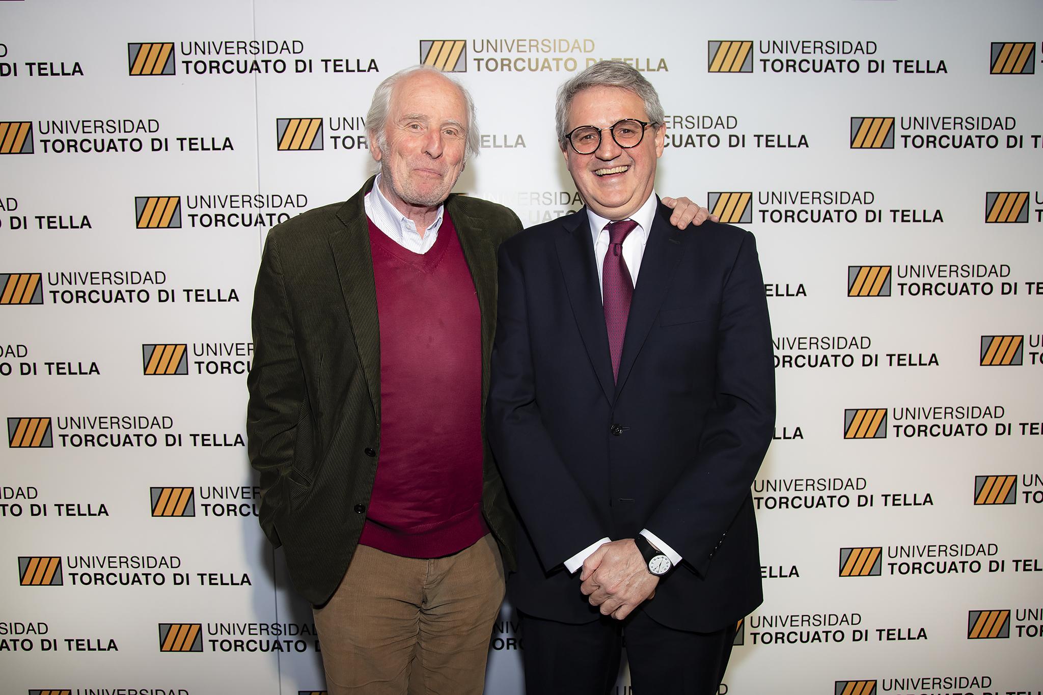 Pablo Gerchunoff y Juan José Cruces