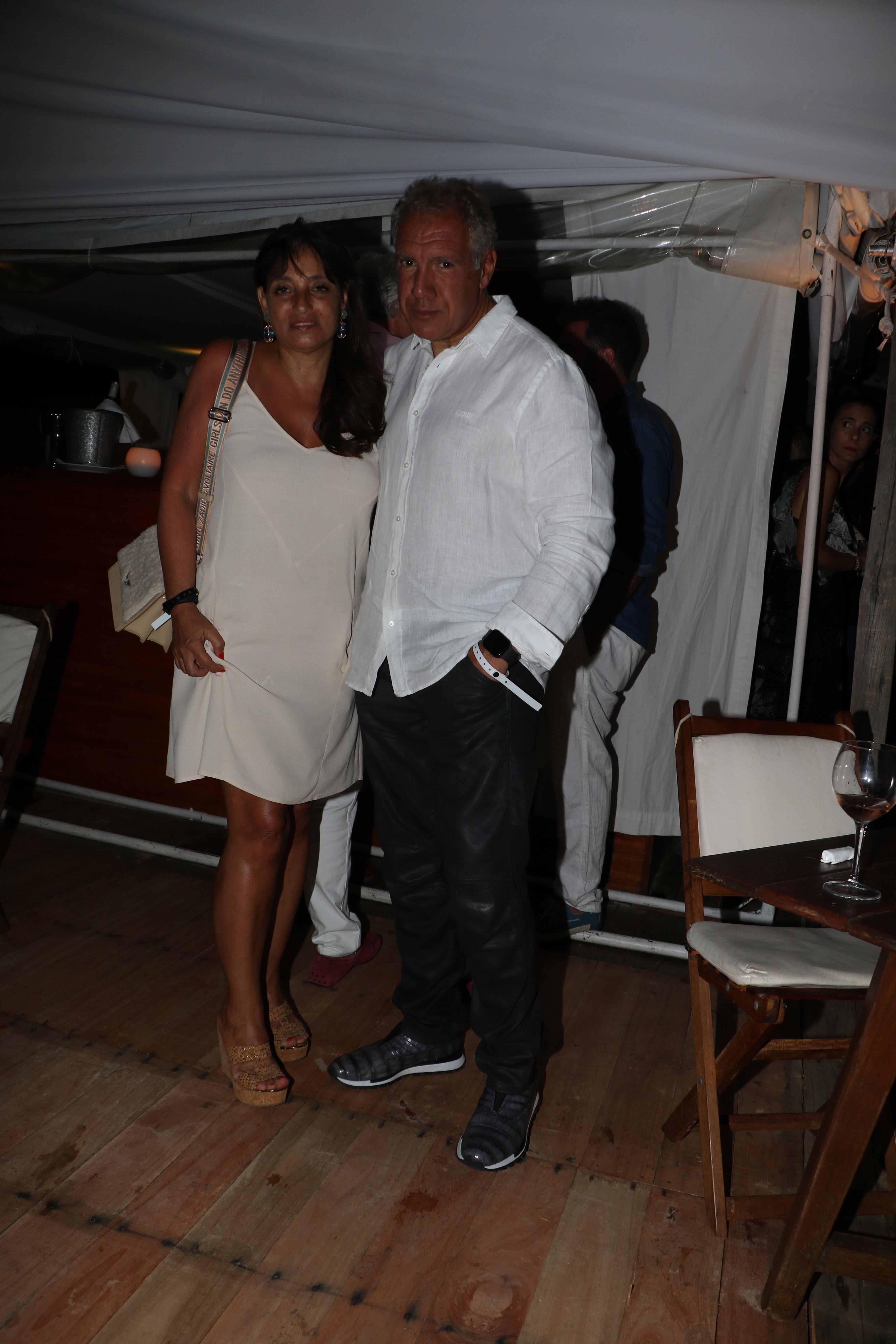 Viviana Zocco y Daniel Hadad