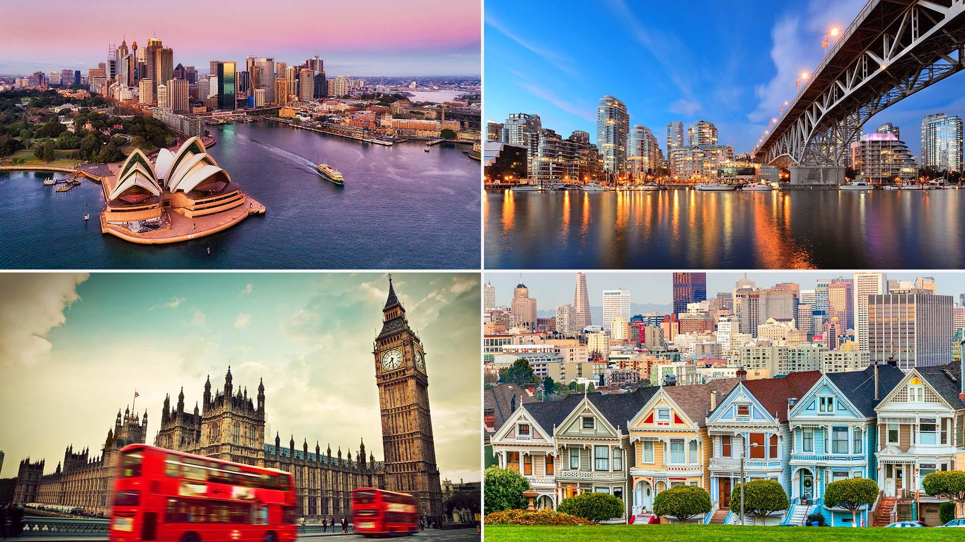 La 16ª Encuesta Anual de Demografía sobre la Asequibilidad de la Vivienda Internacional reveló las ciudades más caras para vivir en todo el mundo en 2020