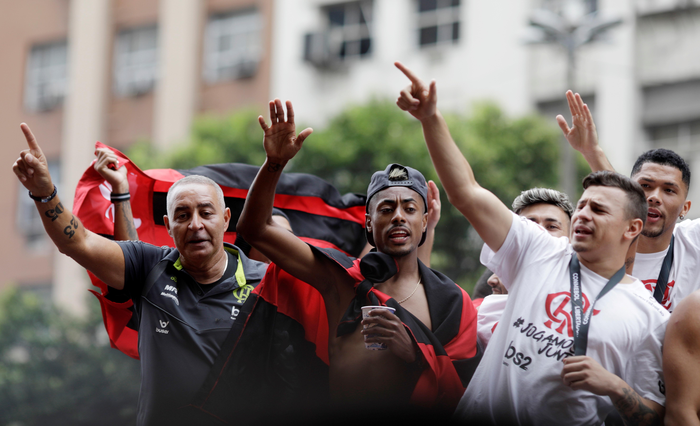 Luego de 38 años, Flamengo volvió a ser campeón de la Copa Libertadores