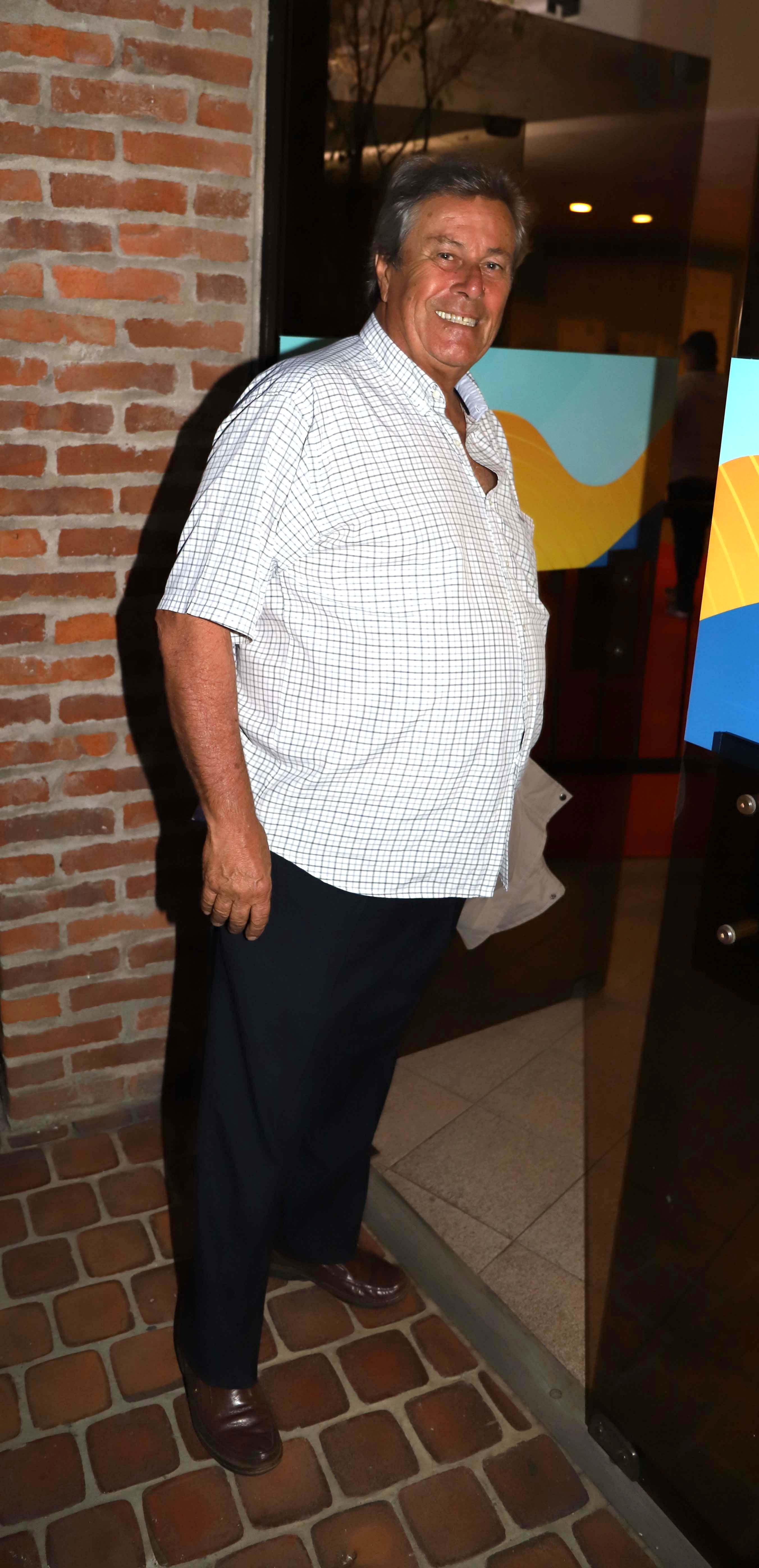 El intendente de Maldonado, Enrique Antía