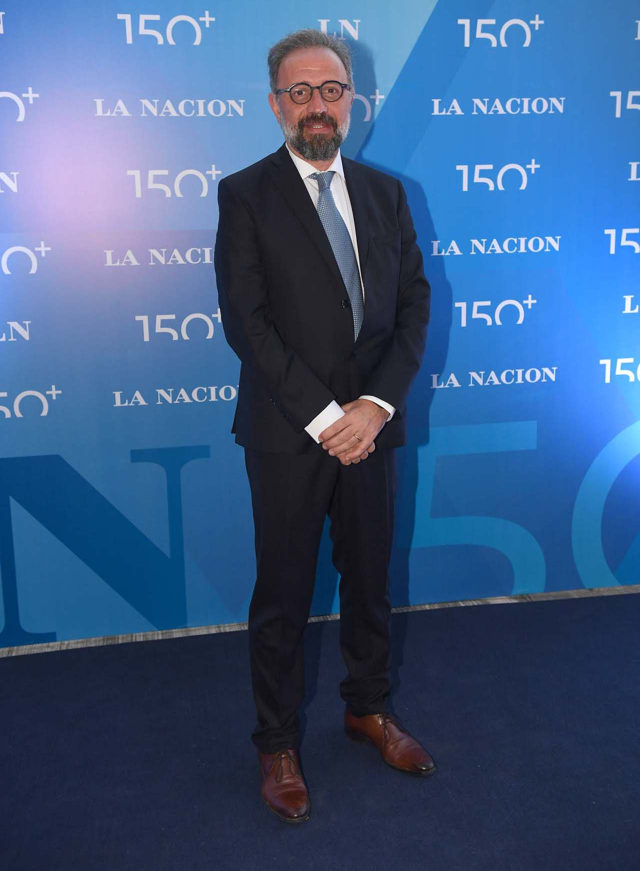 El ex presidente del Banco Provincia, Gustavo Marangoni