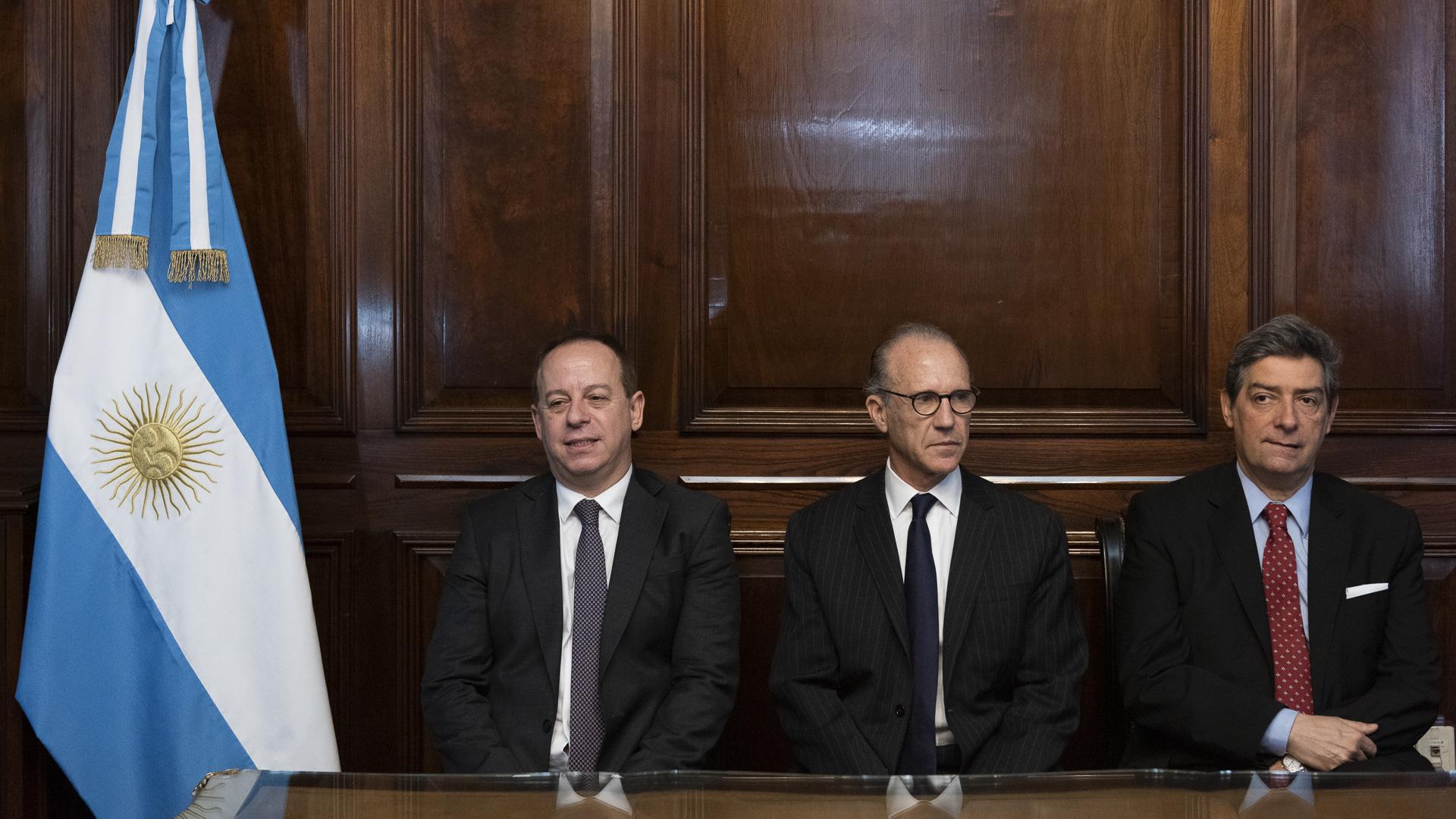 Etchevers, Rosenkrantz y Rosatti
