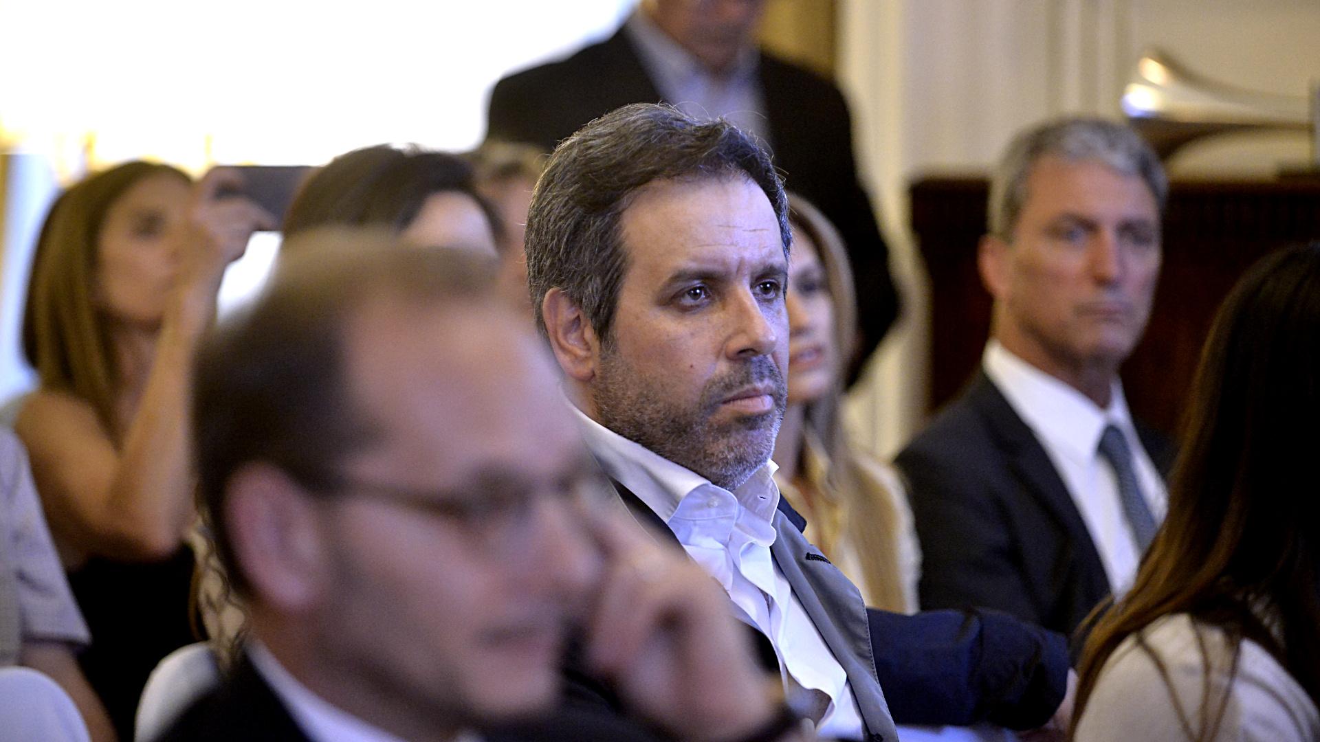 El abogado Gastón Manes, presidente del Grupo INECO