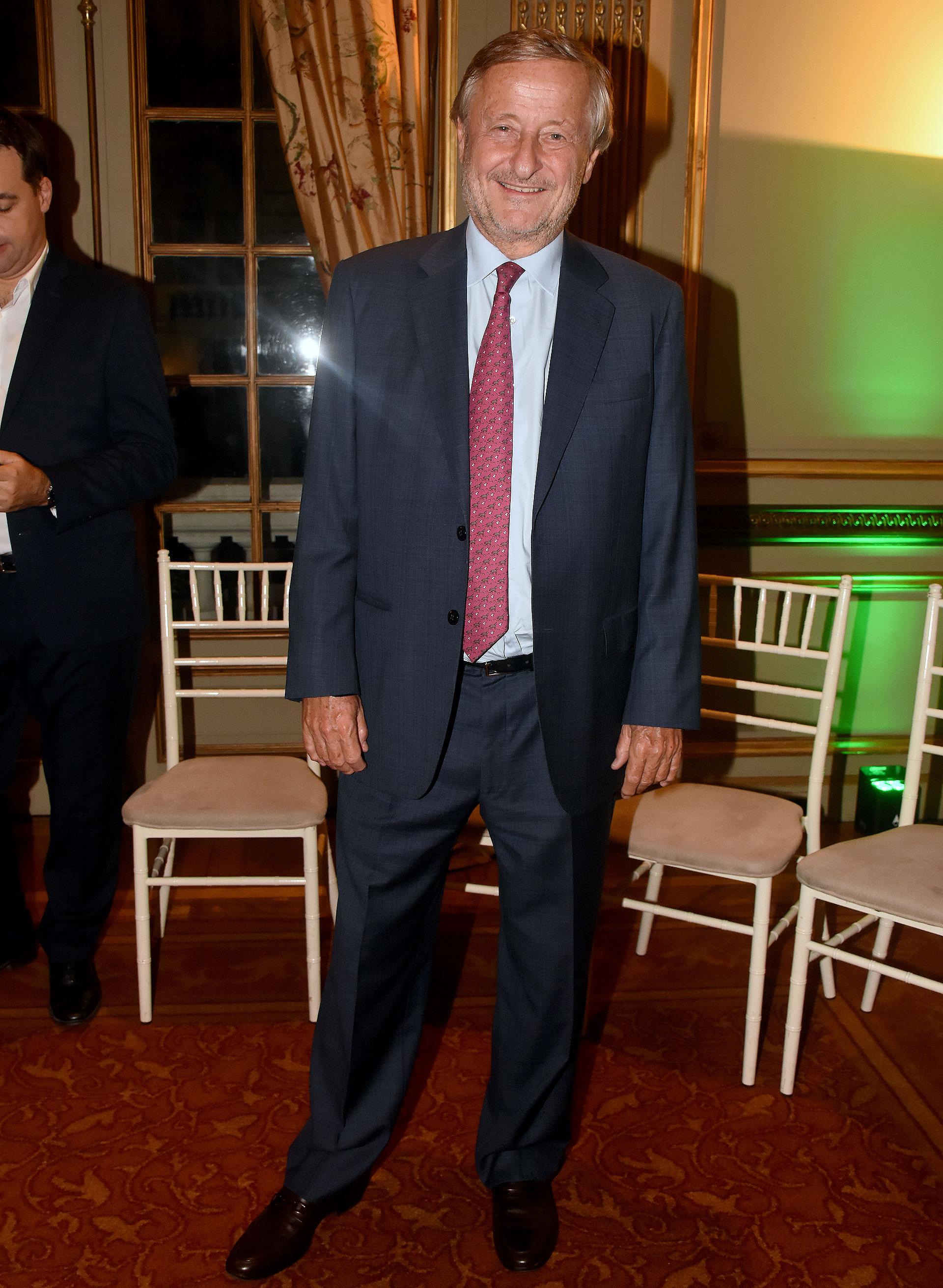 Cristiano Rattazzi, presidente de Fiat Argentina