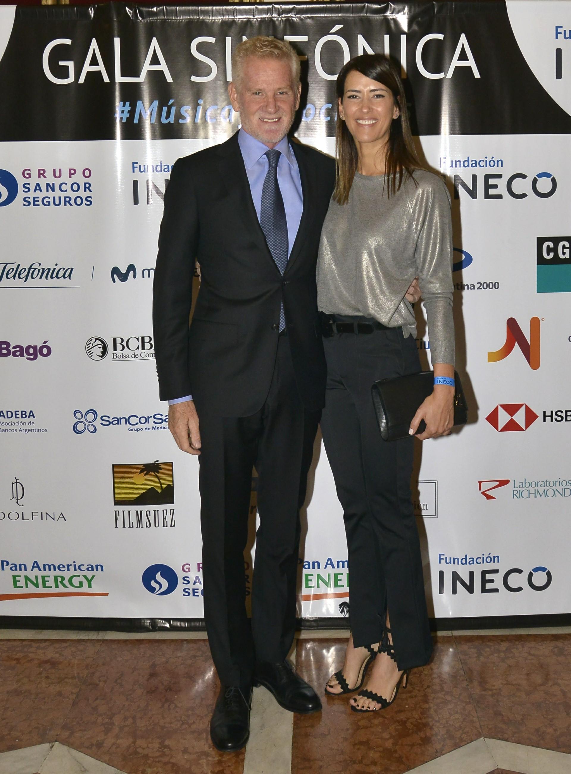 Francisco De Narvaez y Carolina Klemencic