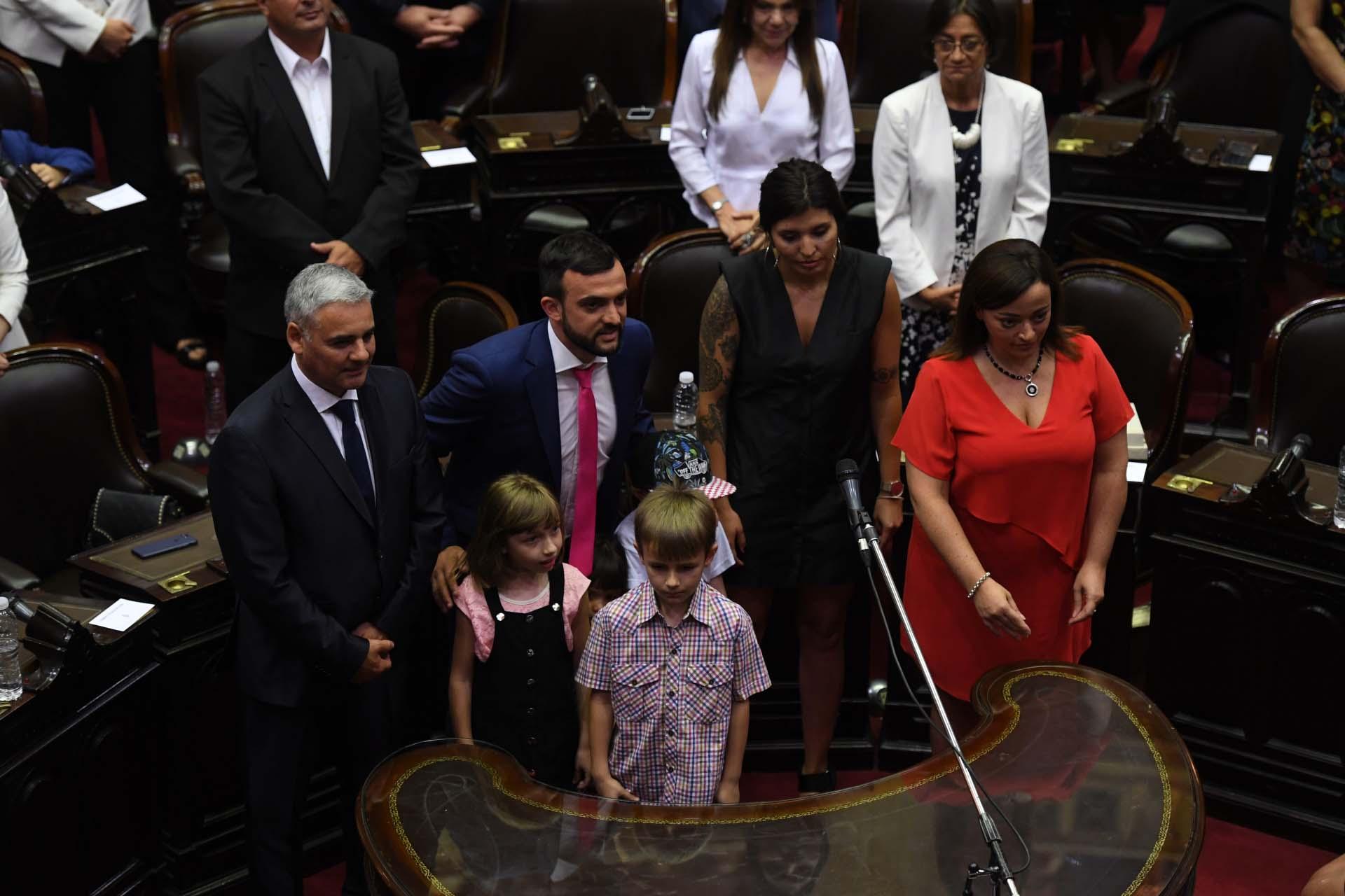 Leonardo Grosso, Daniela Vilar, Cecilia Moreau