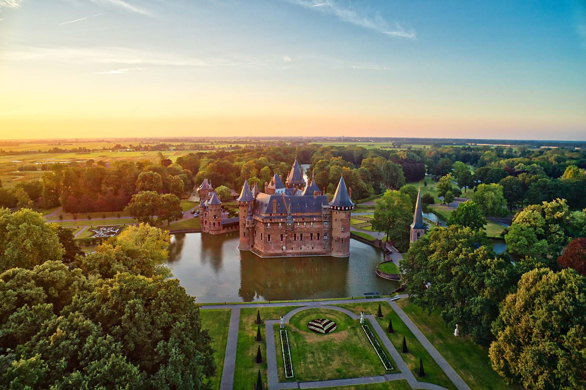 Utrecht está a solo 30 minutos de Amsterdam y es una alternativa discreta a una de las ciudades más populares de Europa