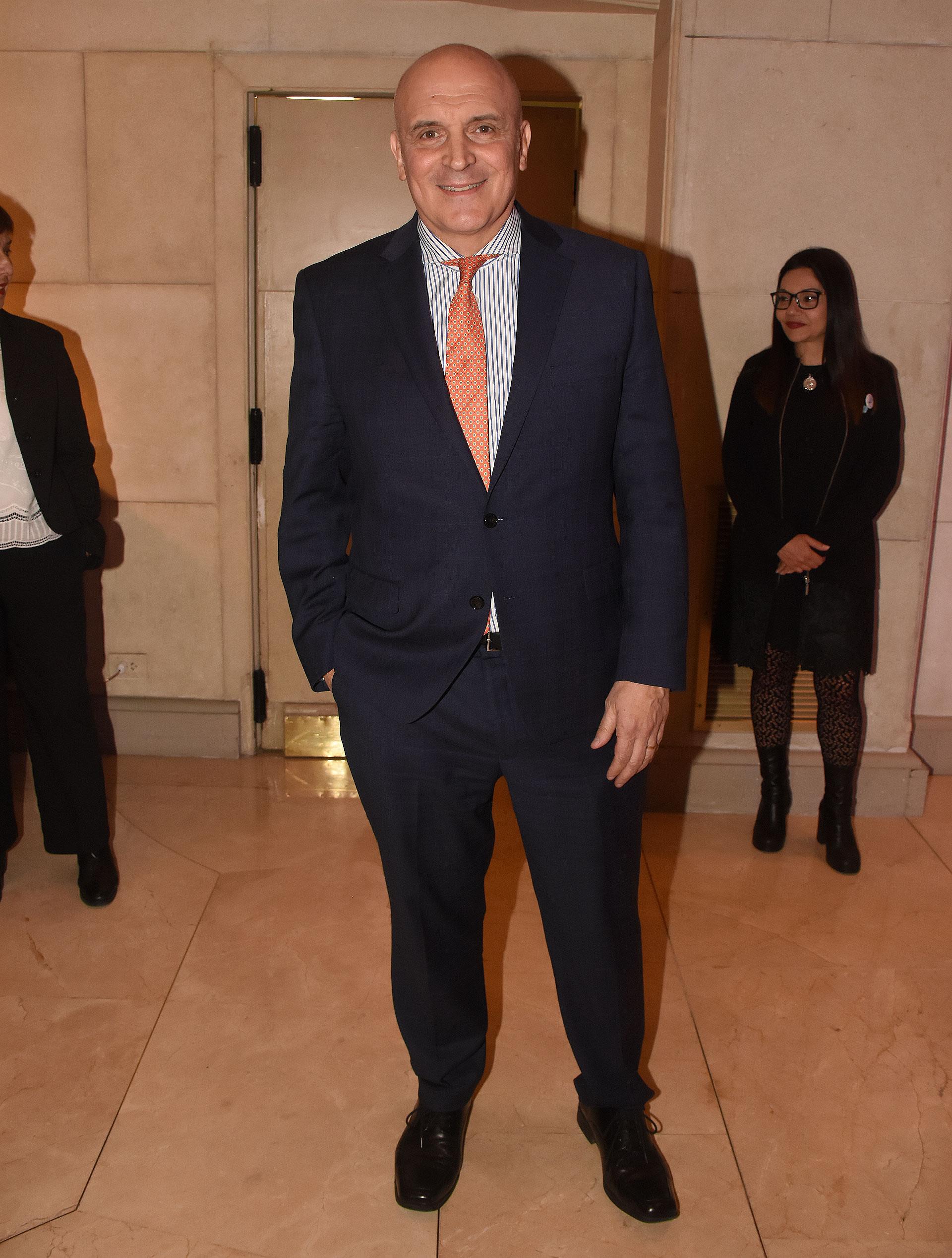 Jose Luis Espert, candidato a Presidente de la Nación