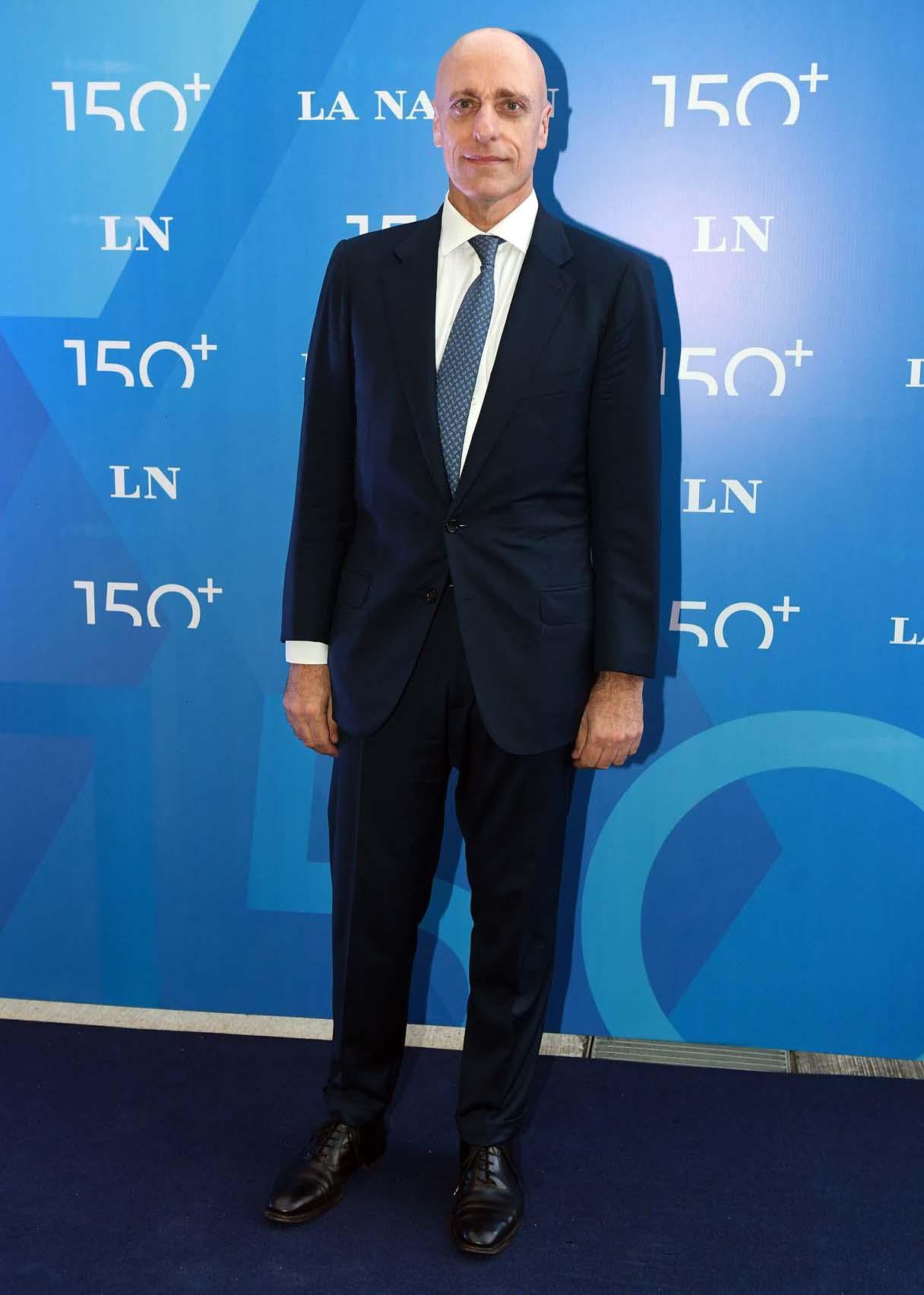 El periodista Carlos Pagni