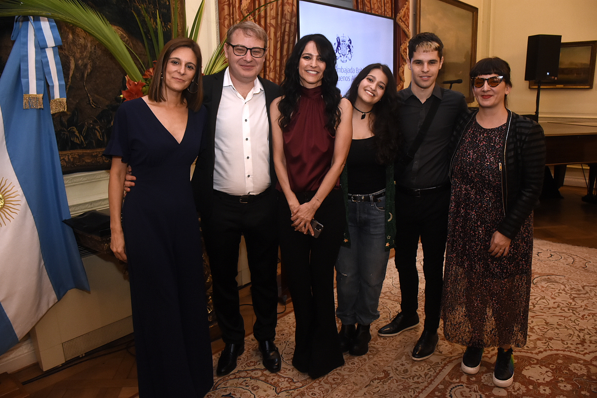 El productor y guionista Axel Kuschevatzky es uno de los ejecutivos cinematográficos más importantes de habla hispana. Produjo películas aclamadas por la crítica y el público, como la ganadora del Premio Óscar a la mejor película extranjera en 2009,