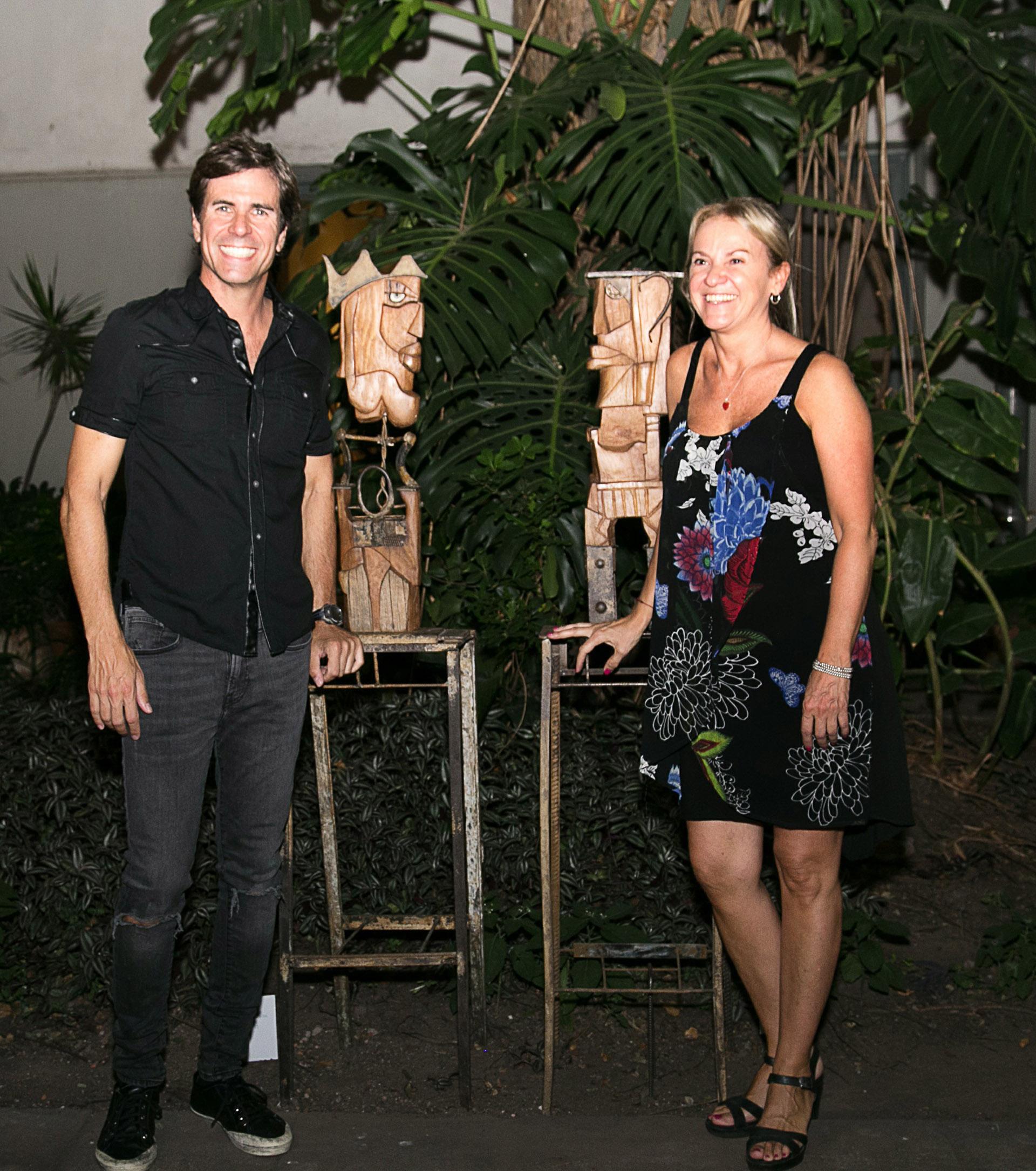 Tobías y Carmela Blanco