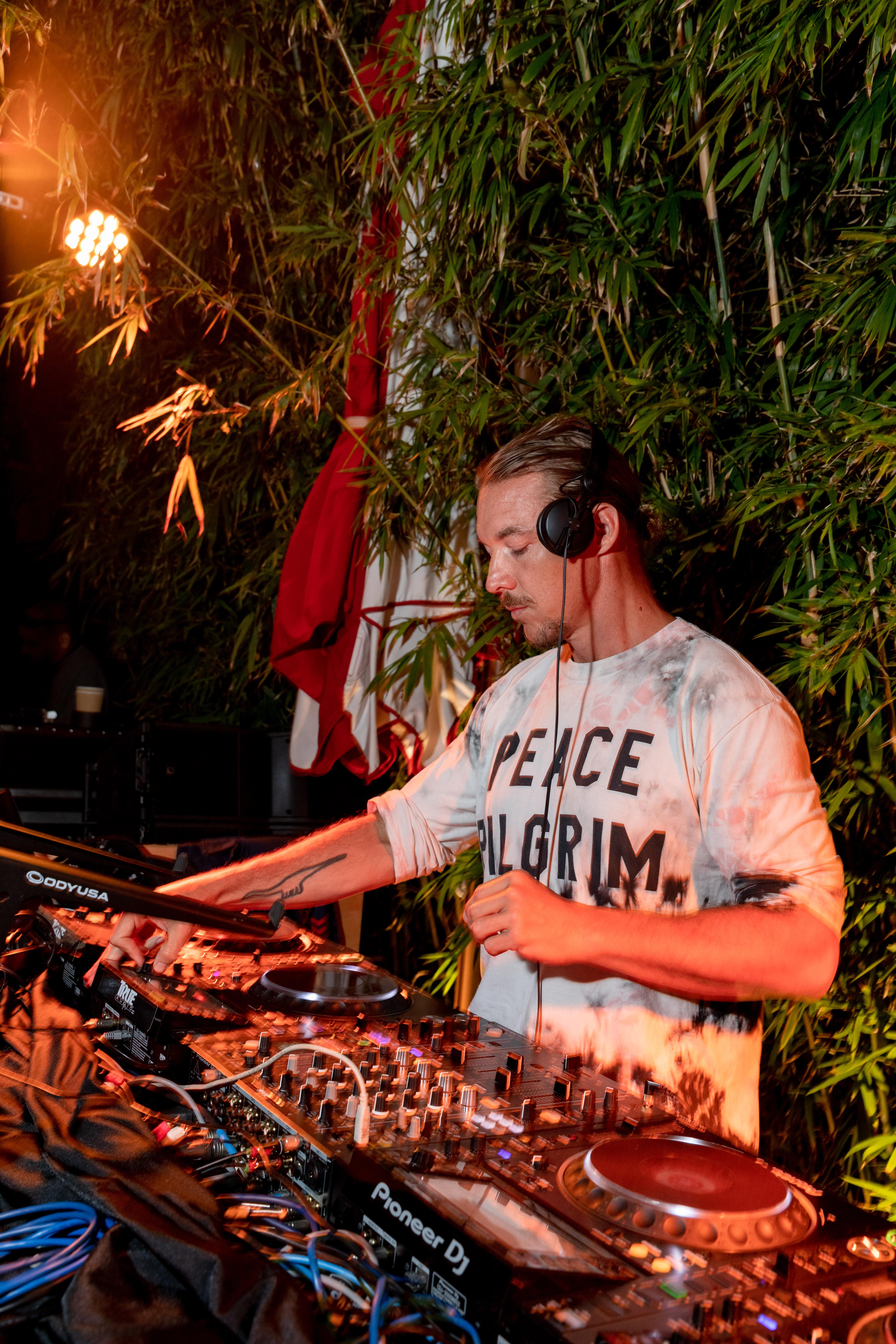 El DJ Diplo