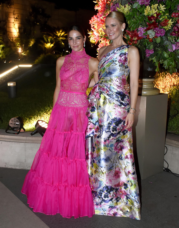 Juana Viale y Valeria Mazza