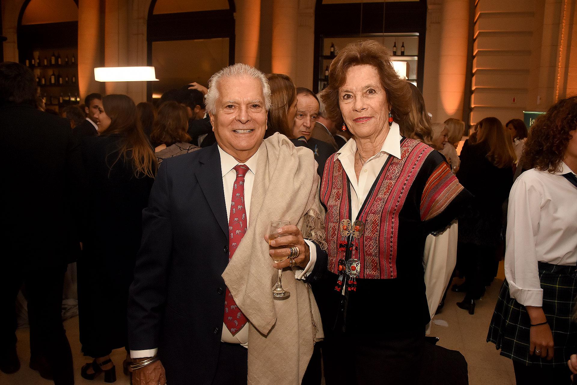 Diego de Álzaga y María Martha Rivero Haedo