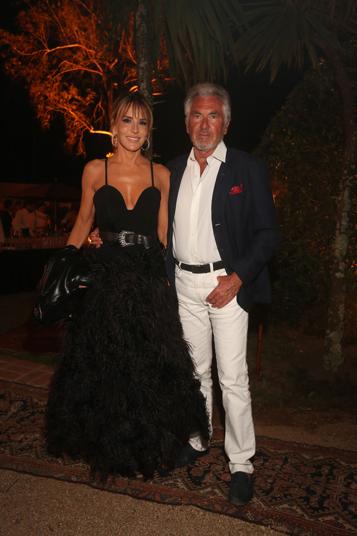 Patricia Della Giovampaola y Jean-Paul Enthoven
