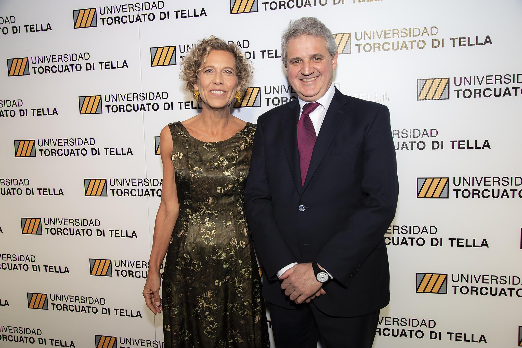 Paula Di Tella y Juan José Cruces