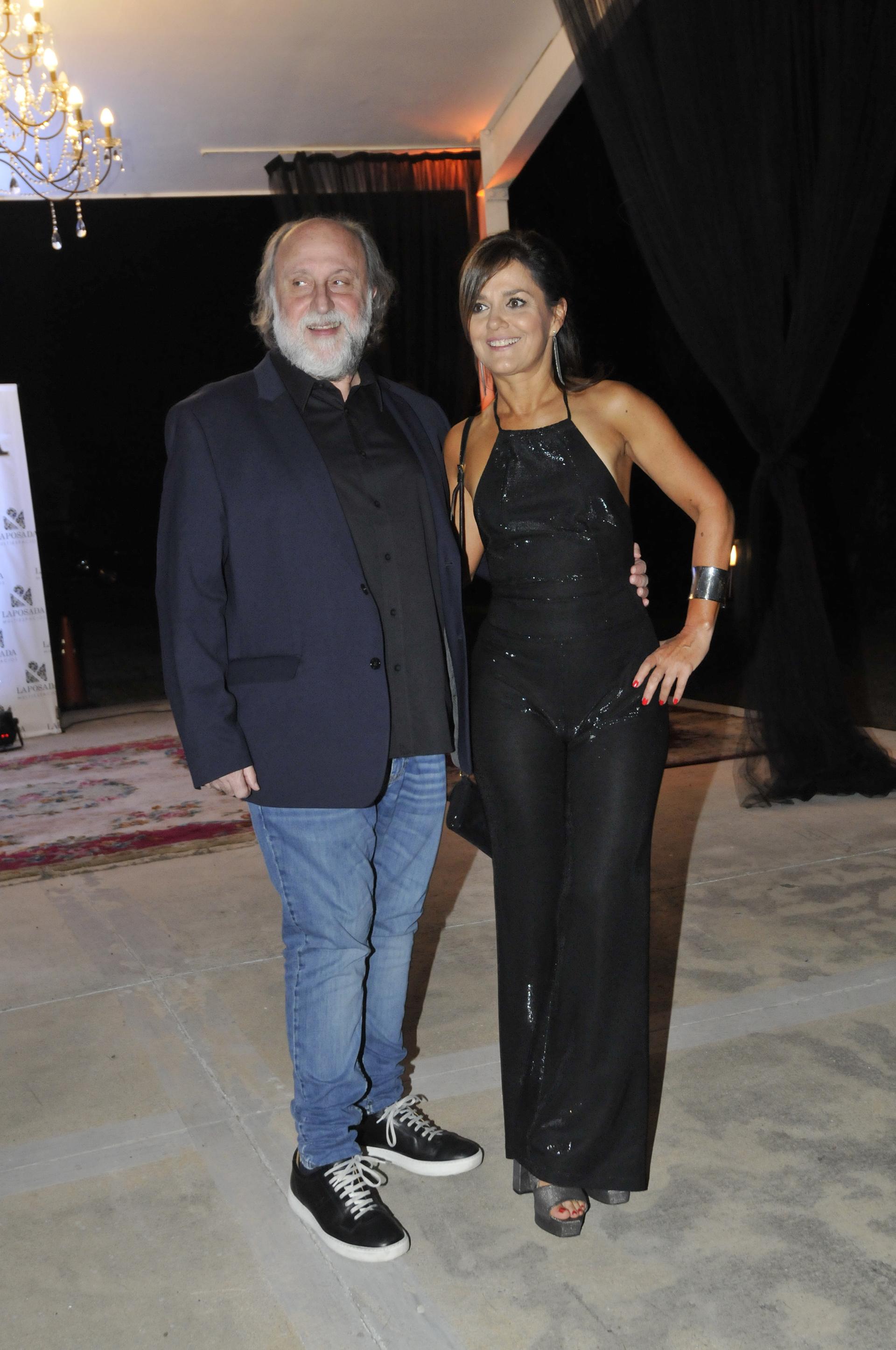 Daniel Grinbank y Andrea Pietra