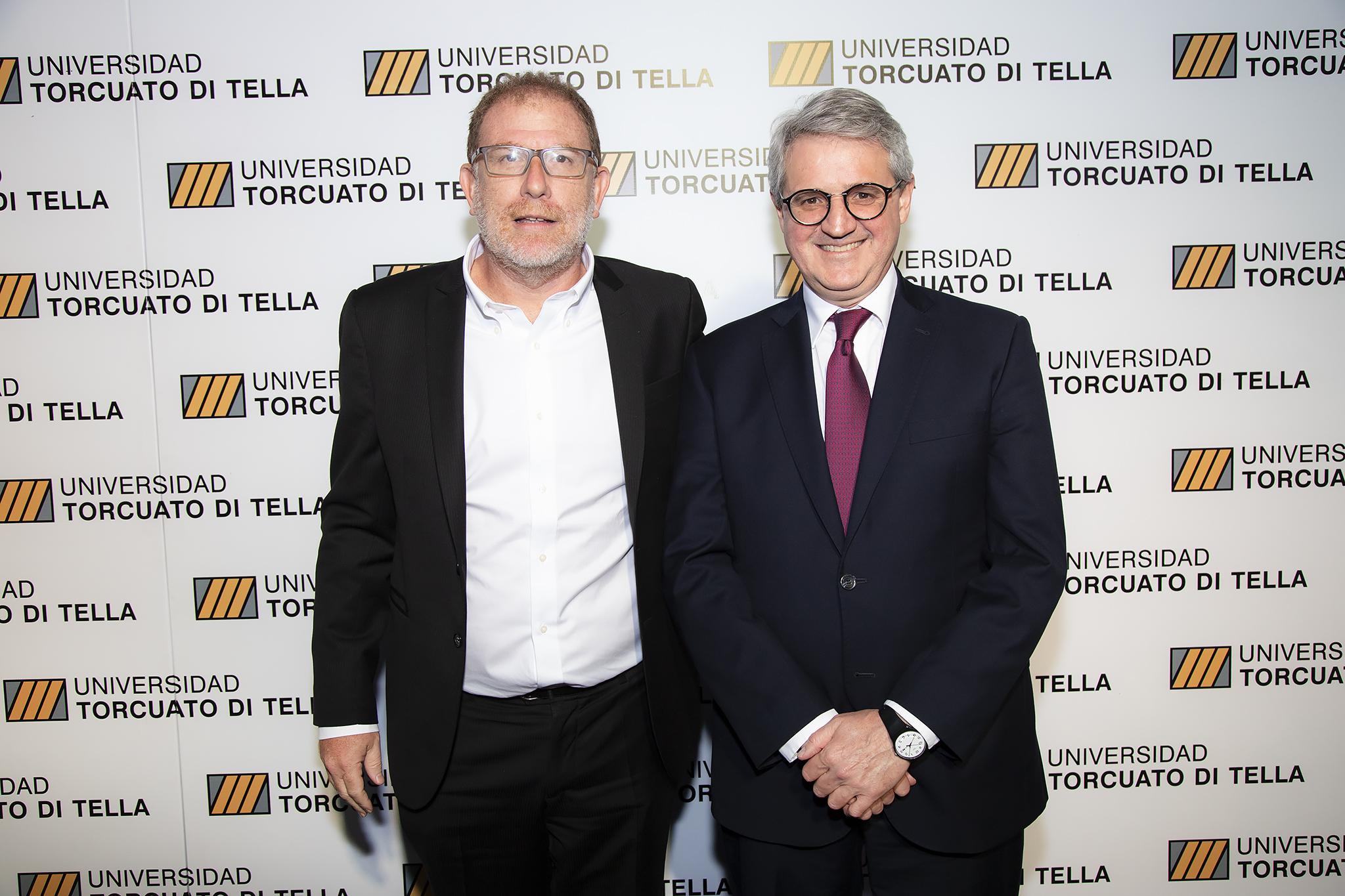 Andrés Borenstein y Juan José Cruces
